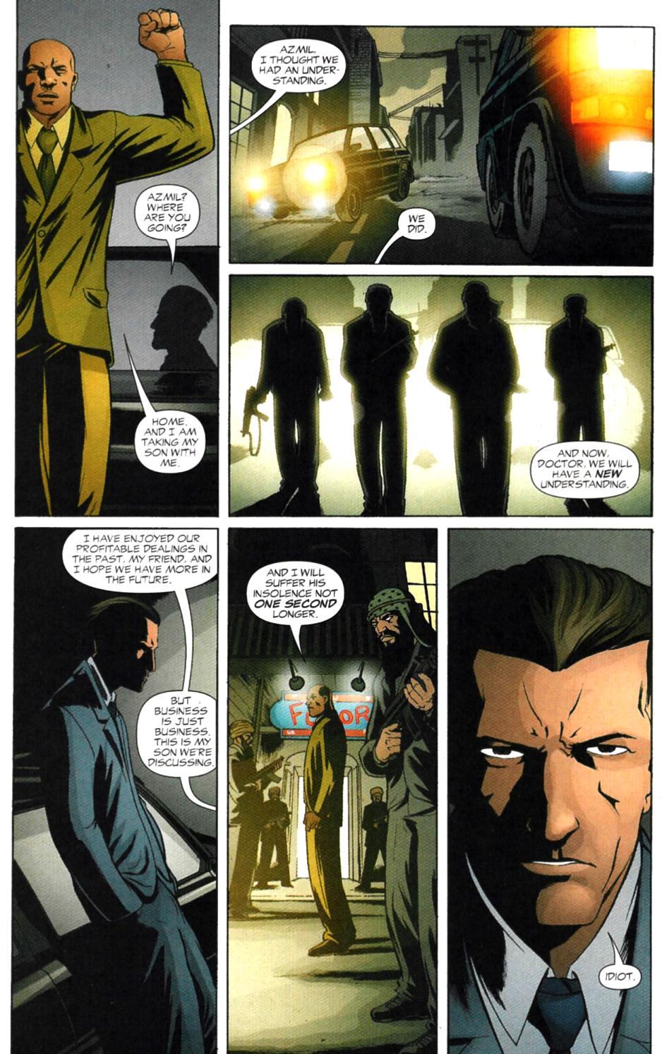 Read online Fallen Angel (2003) comic -  Issue #4 - 16