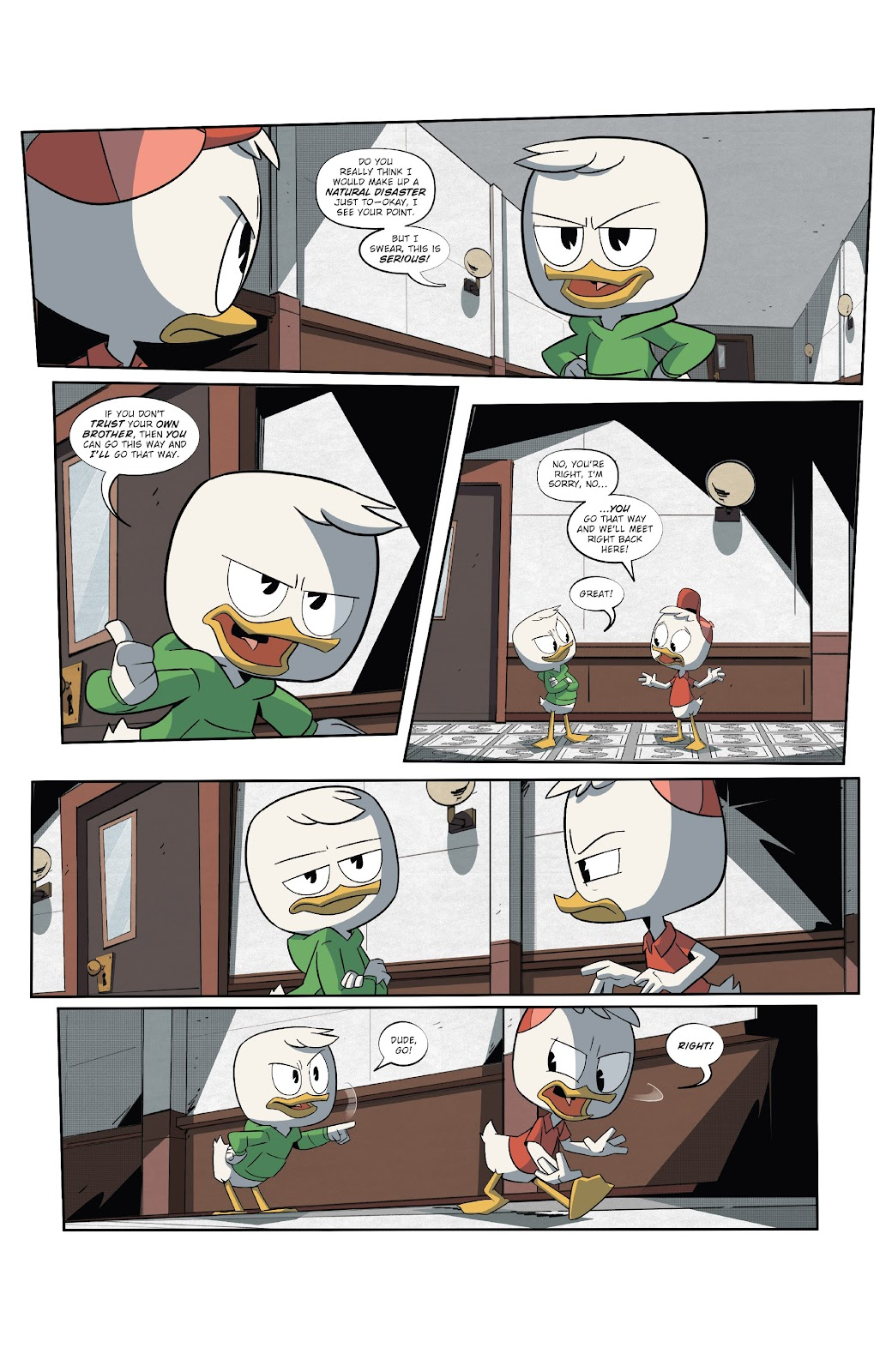 Read online Ducktales (2017) comic -  Issue #18 - 15