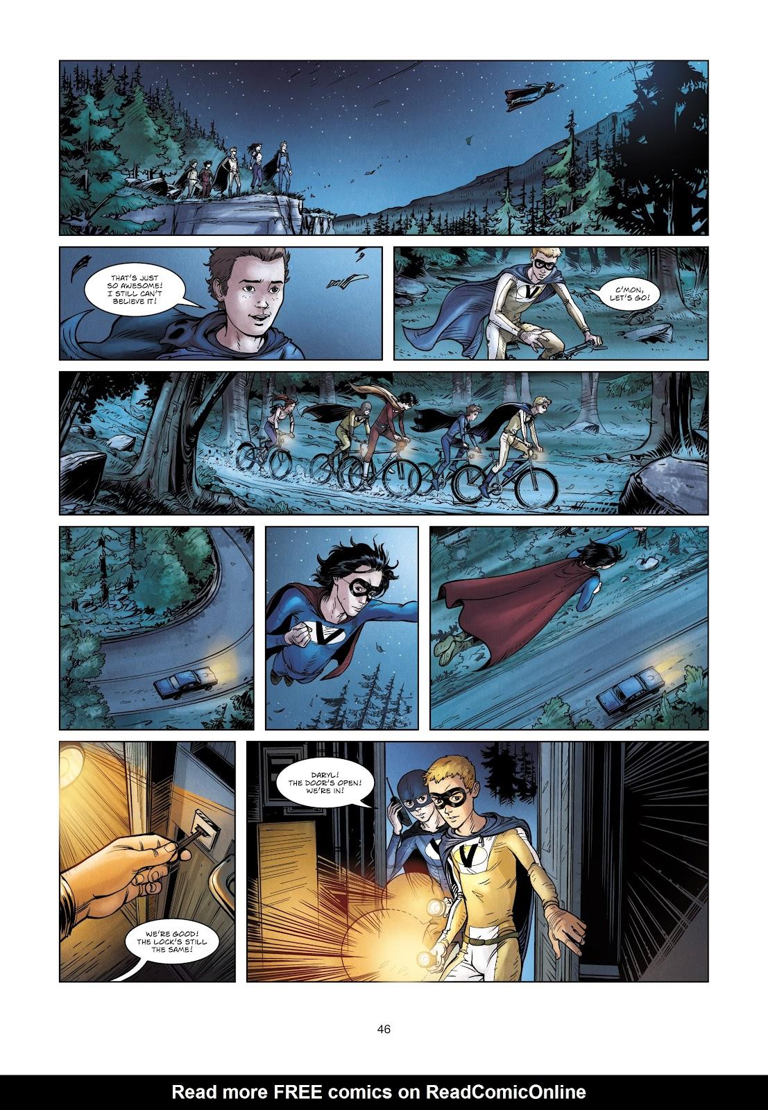 Read online Vigilantes comic -  Issue #2 - 46