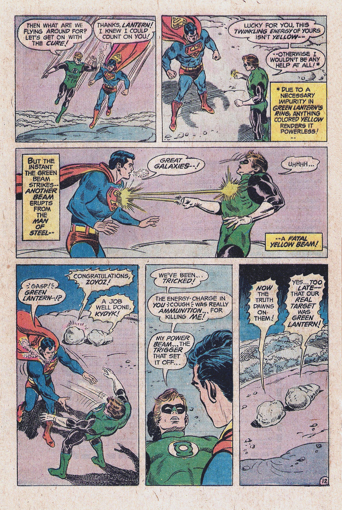 Read online Action Comics (1938) comic -  Issue #444 - 19