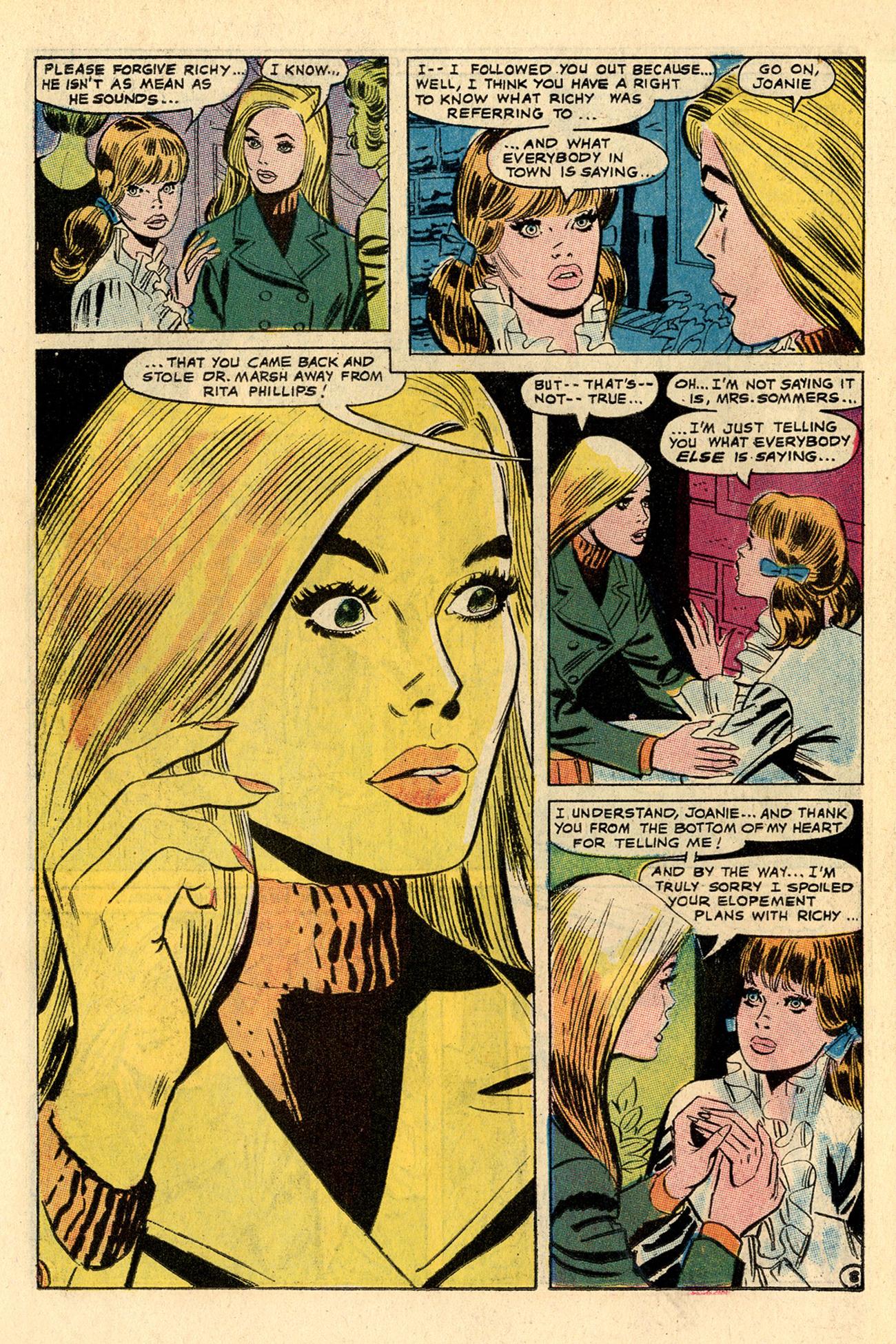 Read online Secret Hearts comic -  Issue #137 - 26