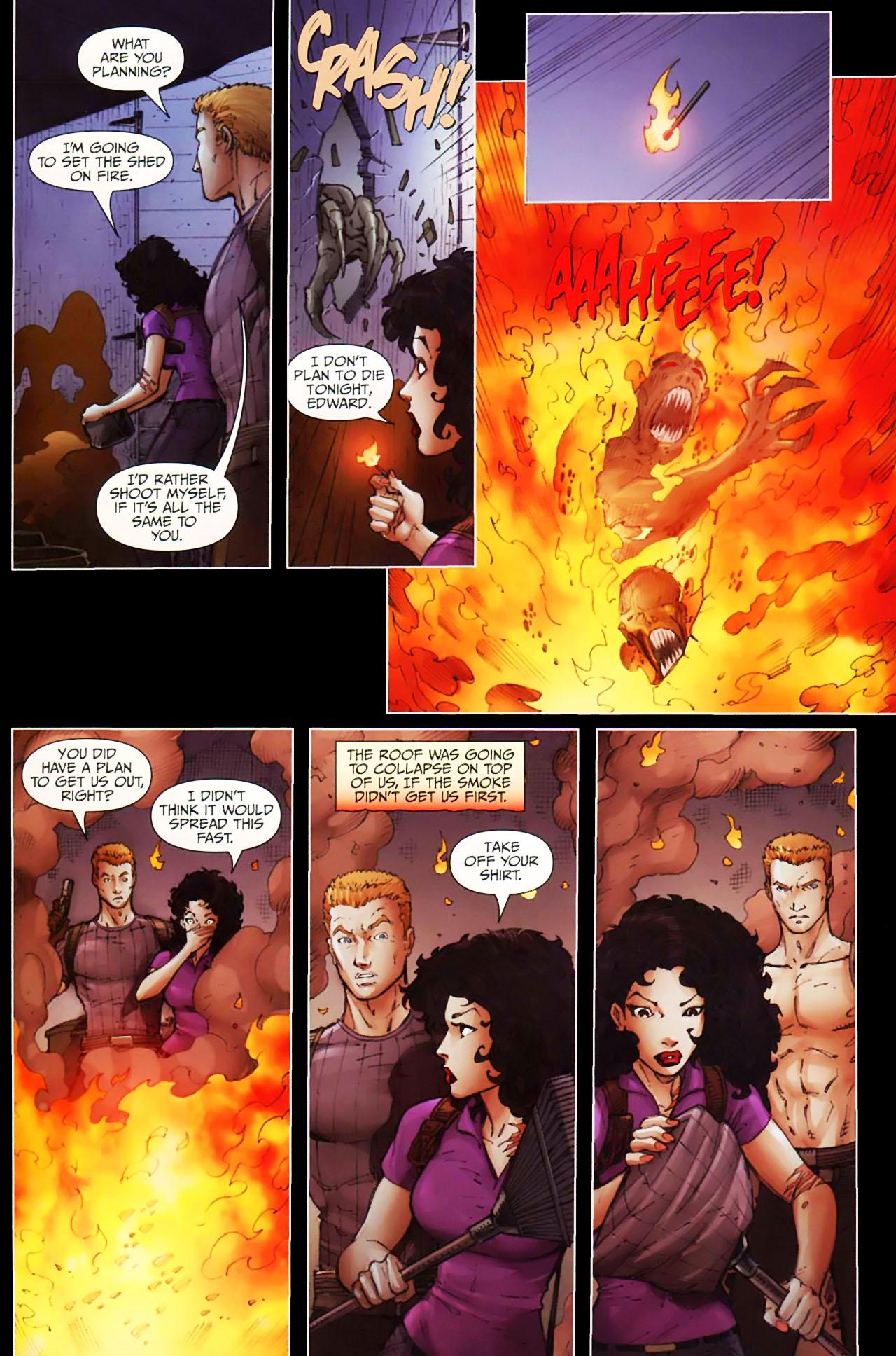 Read online Anita Blake, Vampire Hunter: Guilty Pleasures comic -  Issue #11 - 5