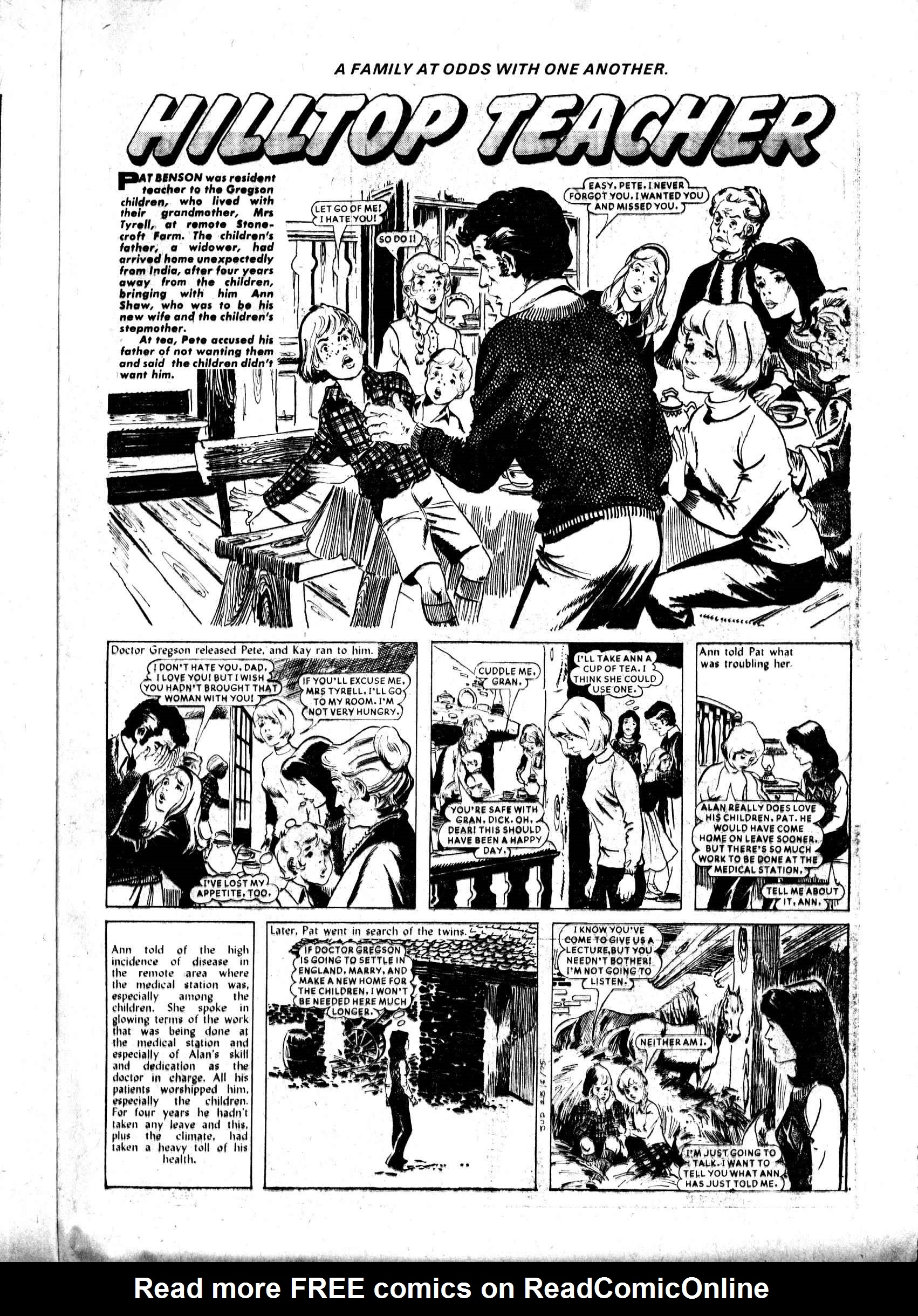 Read online Judy comic -  Issue #807 - 29