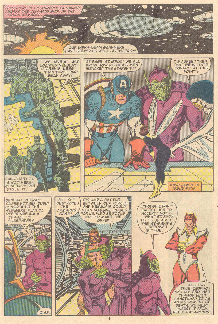 The Avengers (1963) 260 Page 4