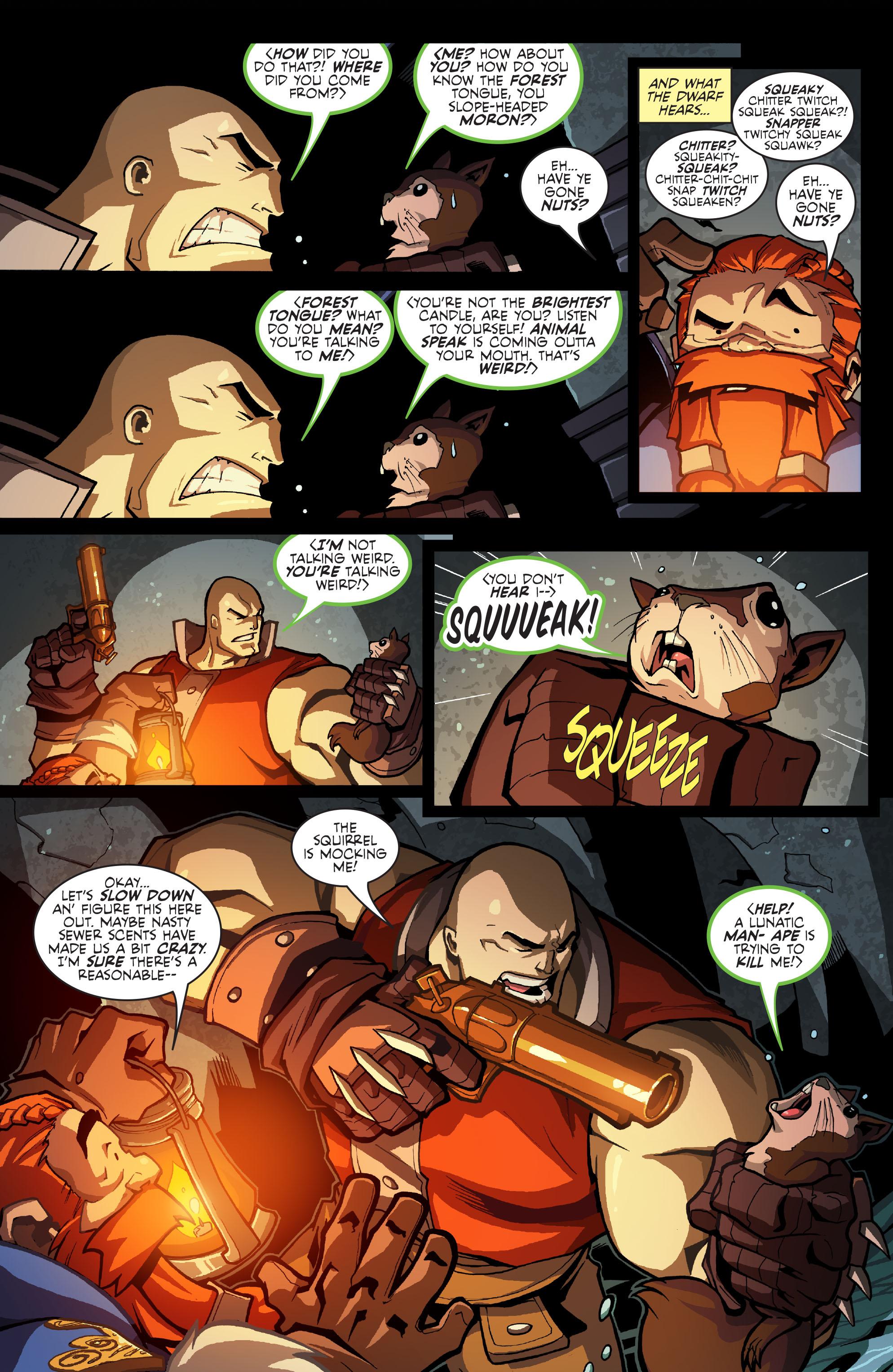 Read online Skullkickers comic -  Issue #9 - 17