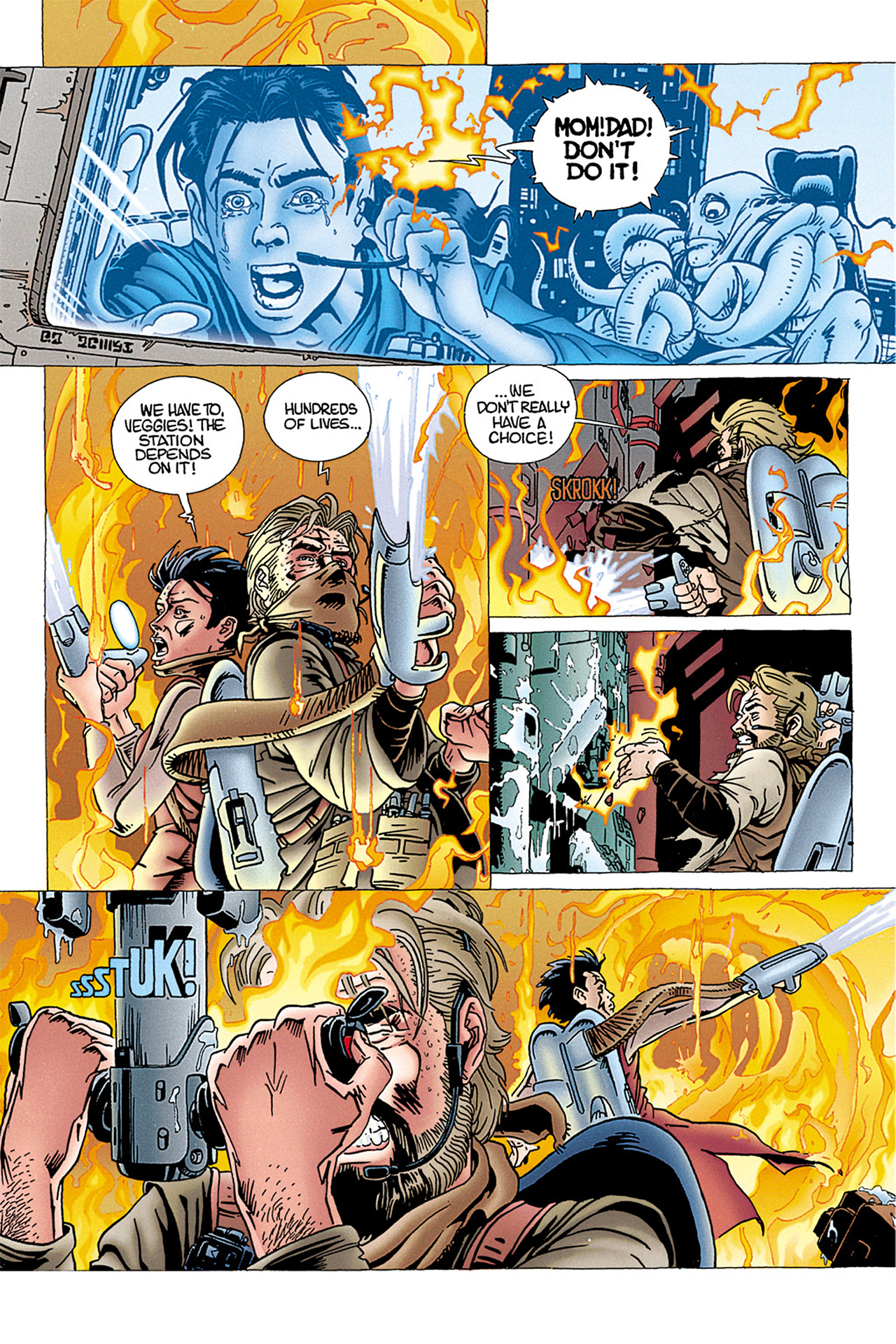 Read online Star Wars Omnibus comic -  Issue # Vol. 1 - 208