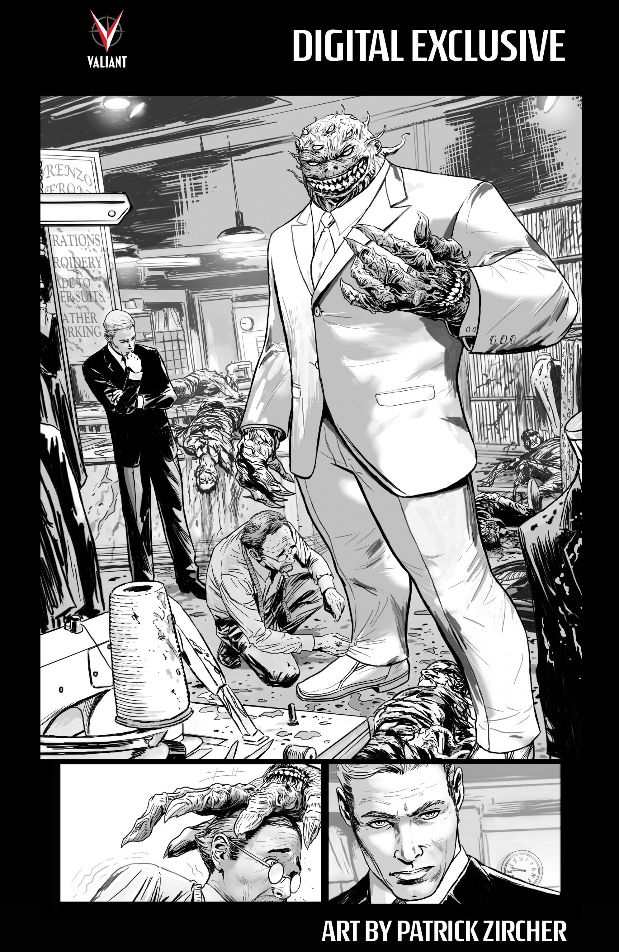 Read online Shadowman (2012) comic -  Issue #2 - 35