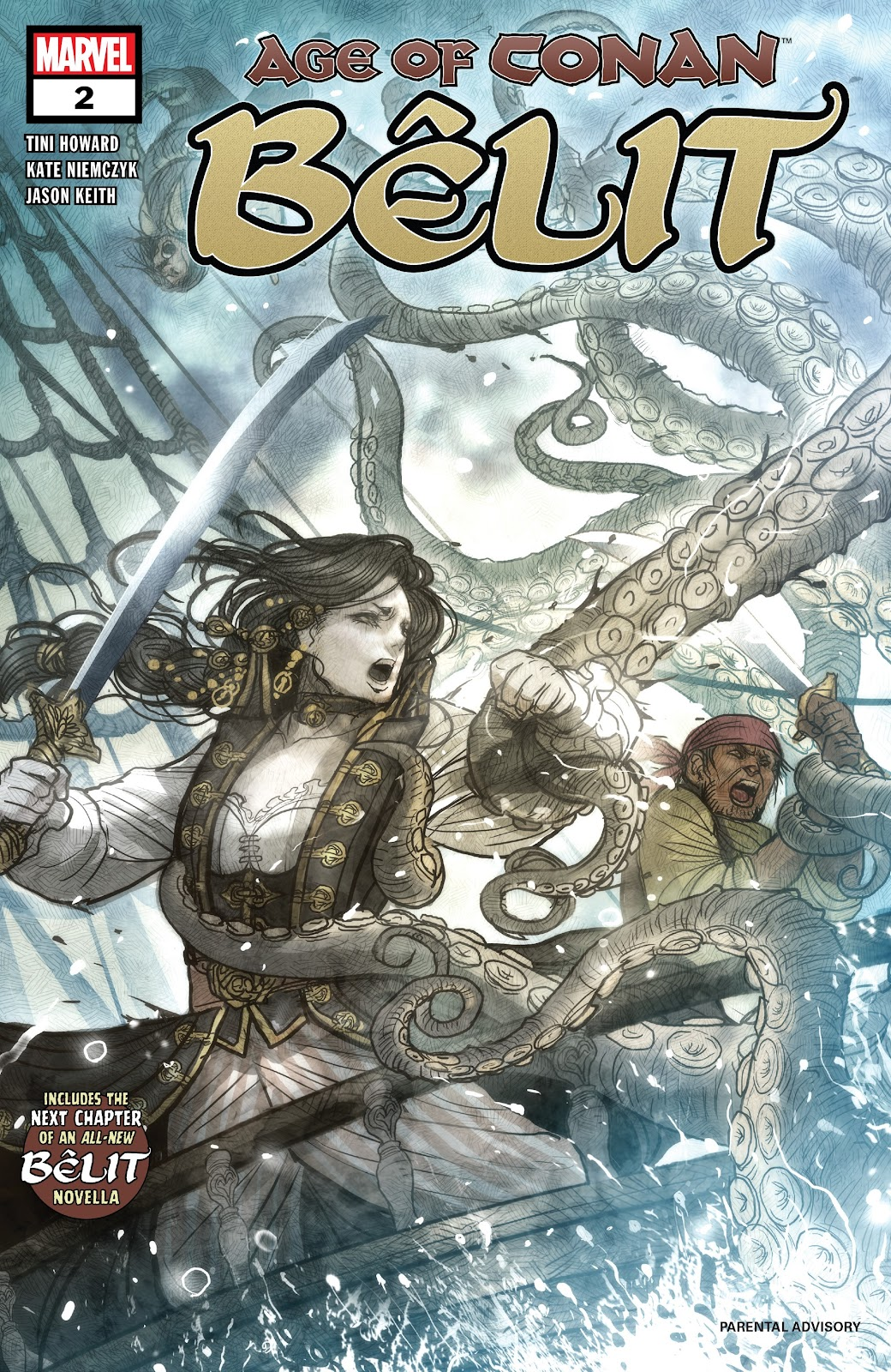 Age of Conan: Belit, Queen of the Black Coast issue 2 - Page 1