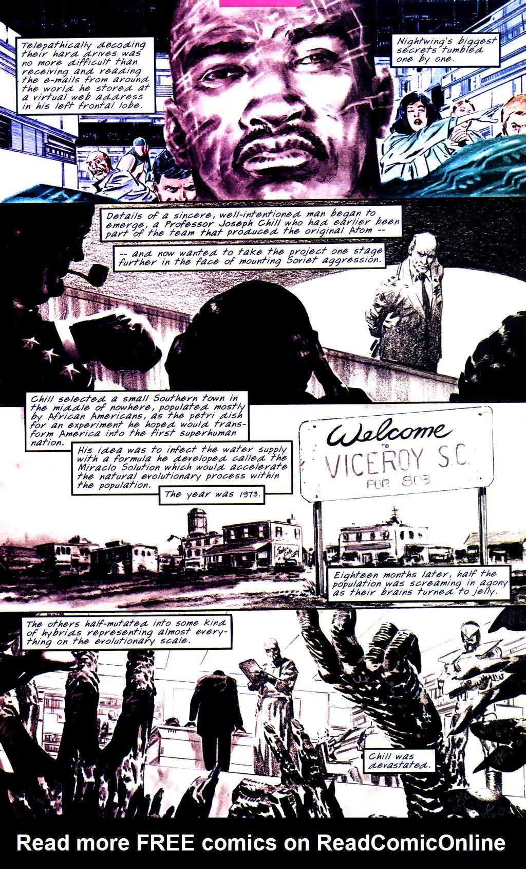 Read online Tangent Comics/ The Superman comic -  Issue # Full - 18
