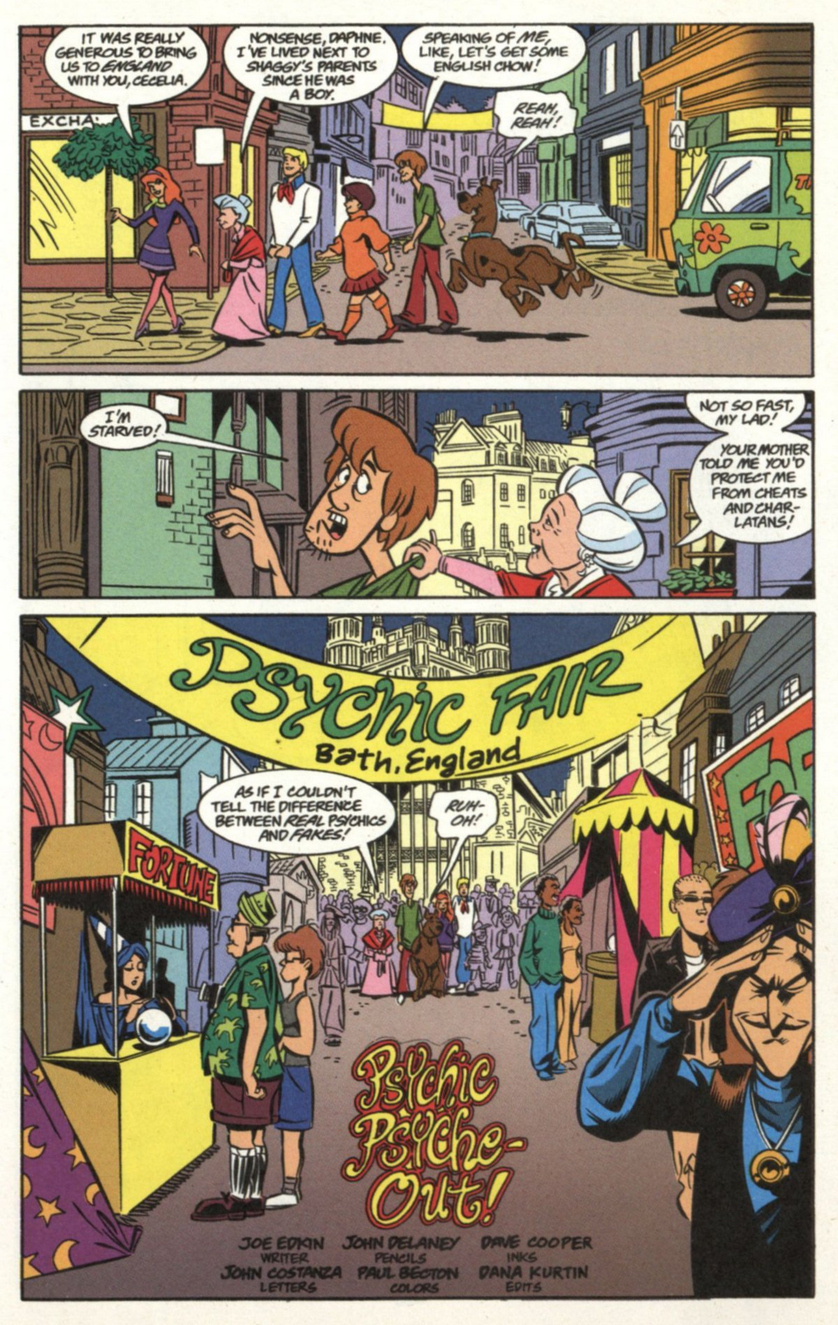 Read online Scooby-Doo (1997) comic -  Issue #19 - 14
