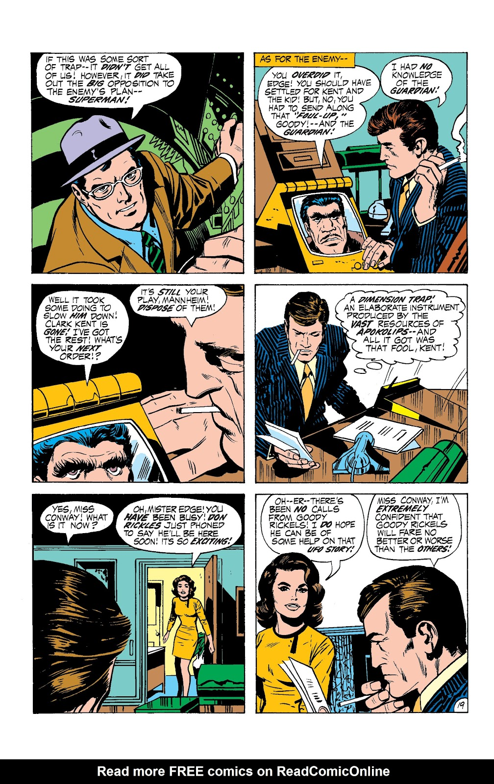 Read online Superman's Pal, Jimmy Olsen by Jack Kirby comic -  Issue # TPB (Part 2) - 63