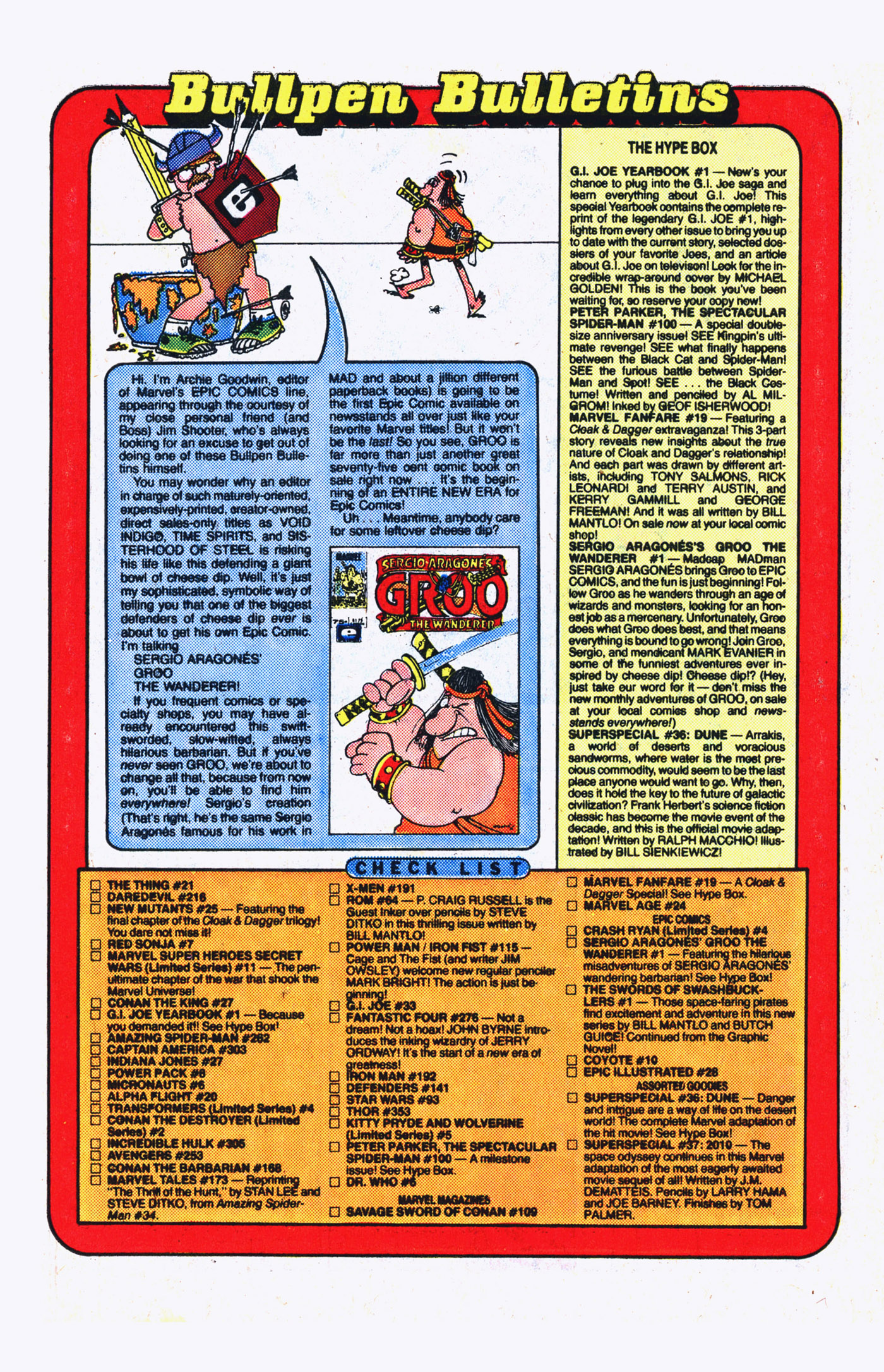 Read online Alpha Flight (1983) comic -  Issue #20 - 23