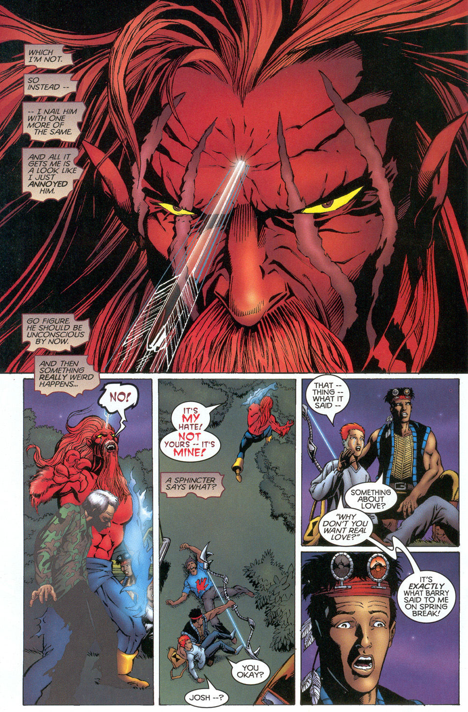 Read online Turok: Redpath comic -  Issue # Full - 25