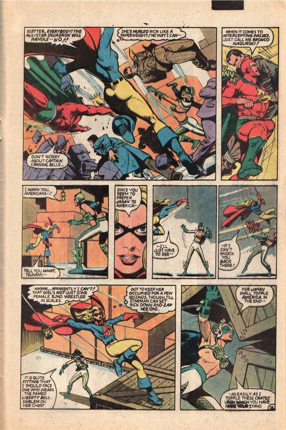 Read online All-Star Squadron comic -  Issue #33 - 25