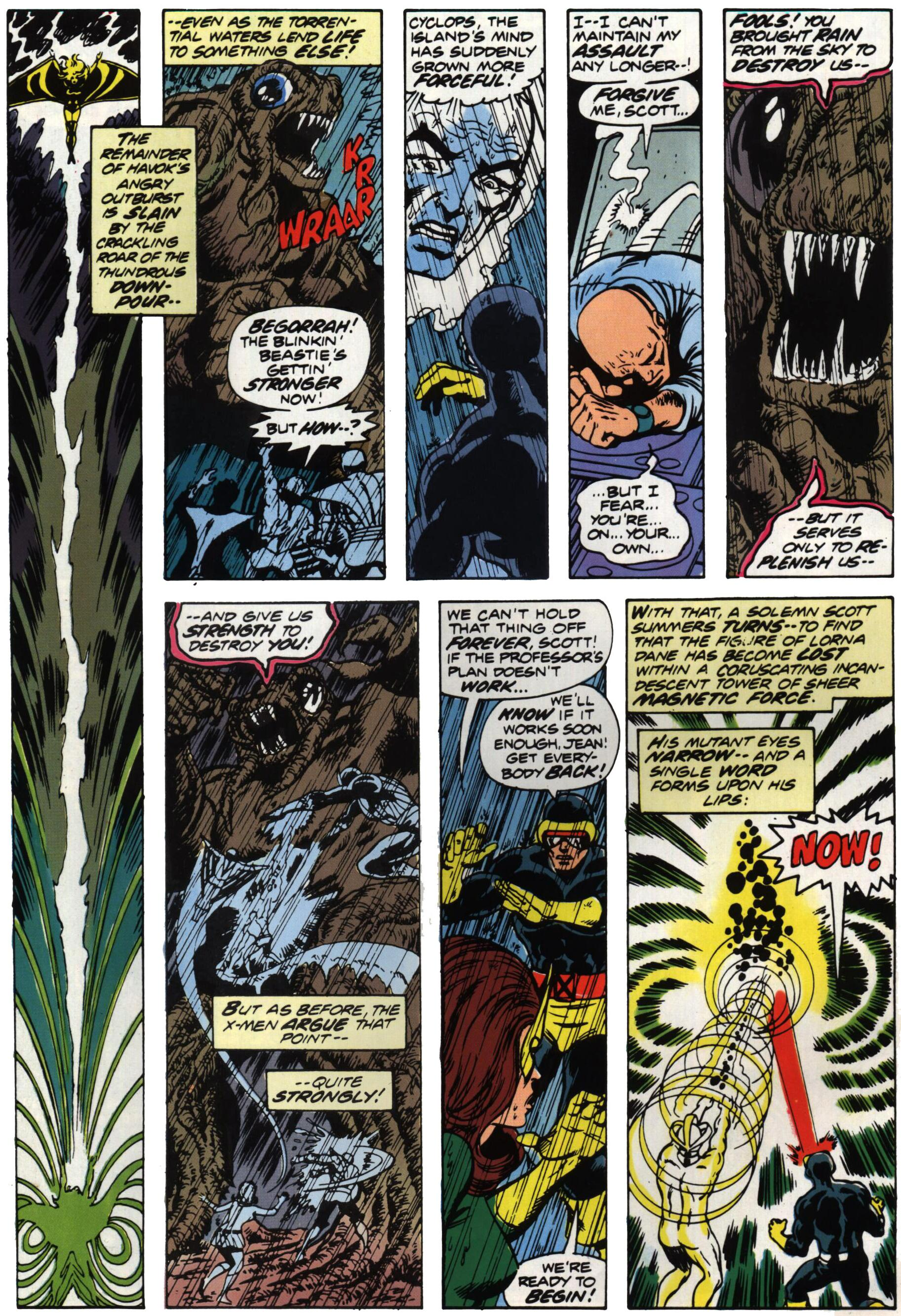 Read online Giant-Size X-Men comic -  Issue #1 - 34