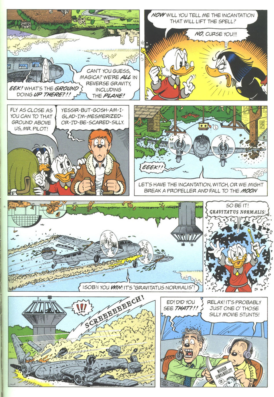 Walt Disney's Comics and Stories issue 610 - Page 65