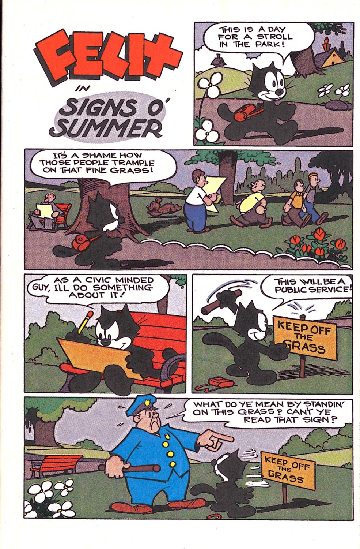 Read online Felix the Cat comic -  Issue #2 - 3