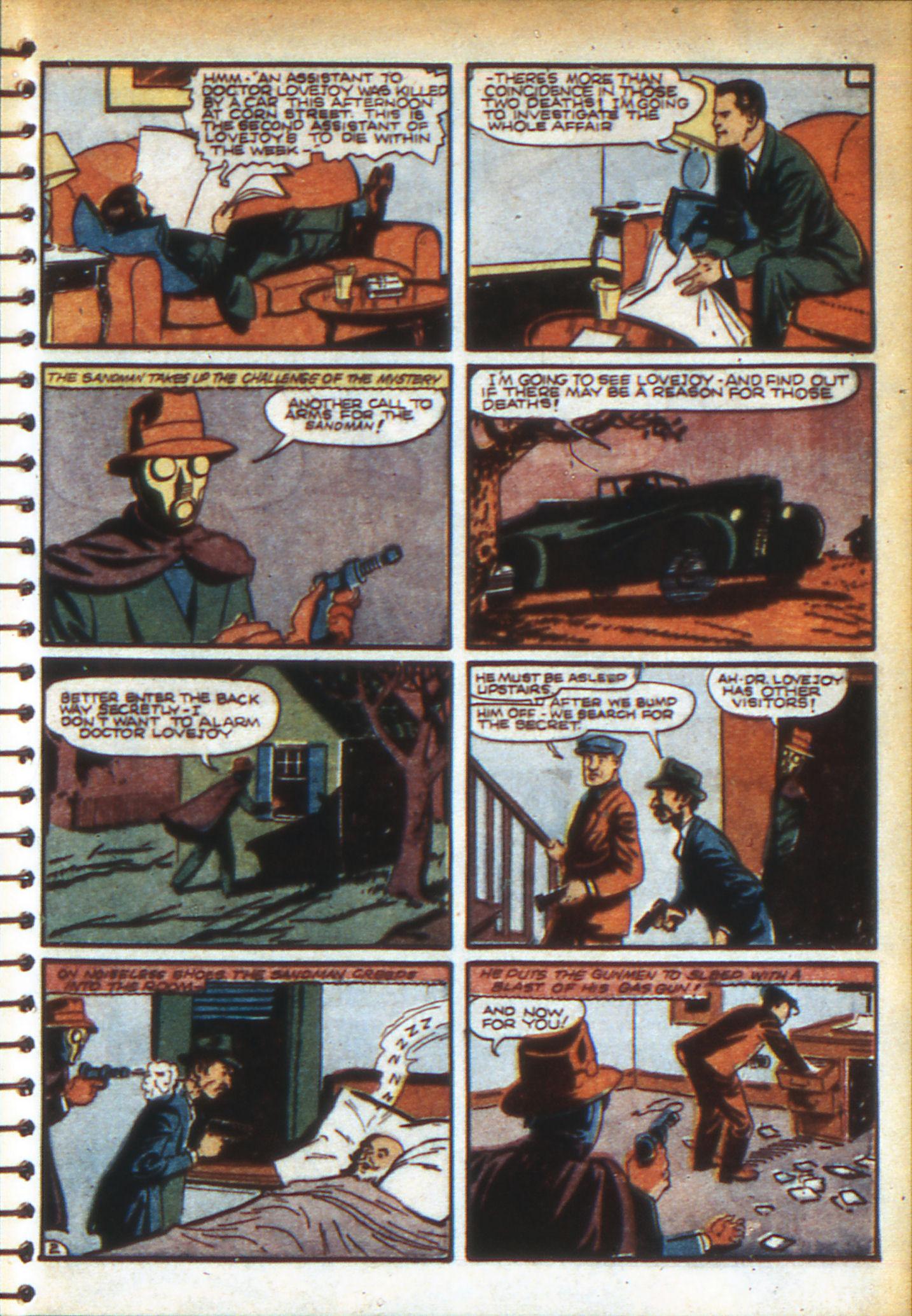 Read online Adventure Comics (1938) comic -  Issue #49 - 25