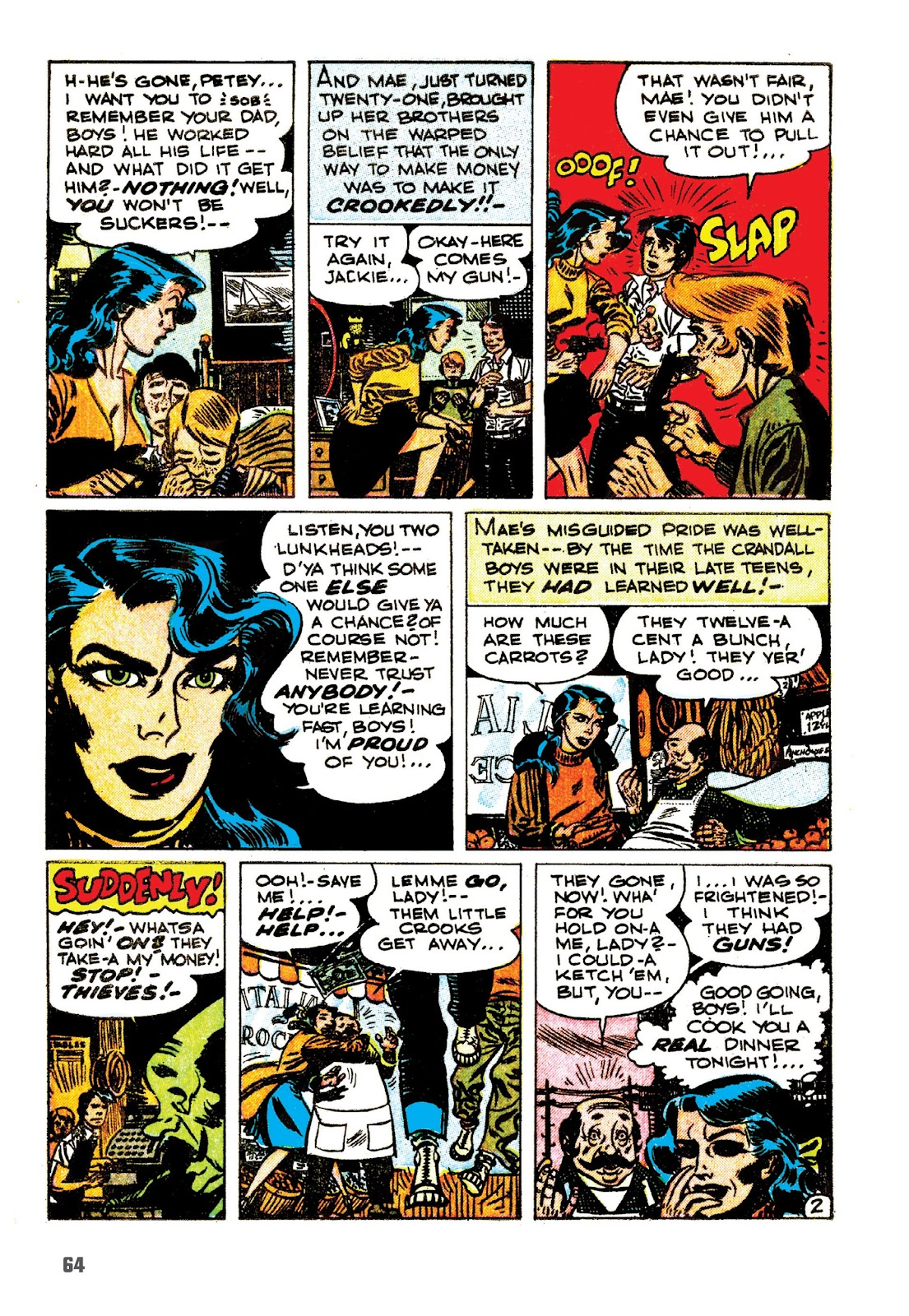 Read online The Joe Kubert Archives comic -  Issue # TPB (Part 1) - 75