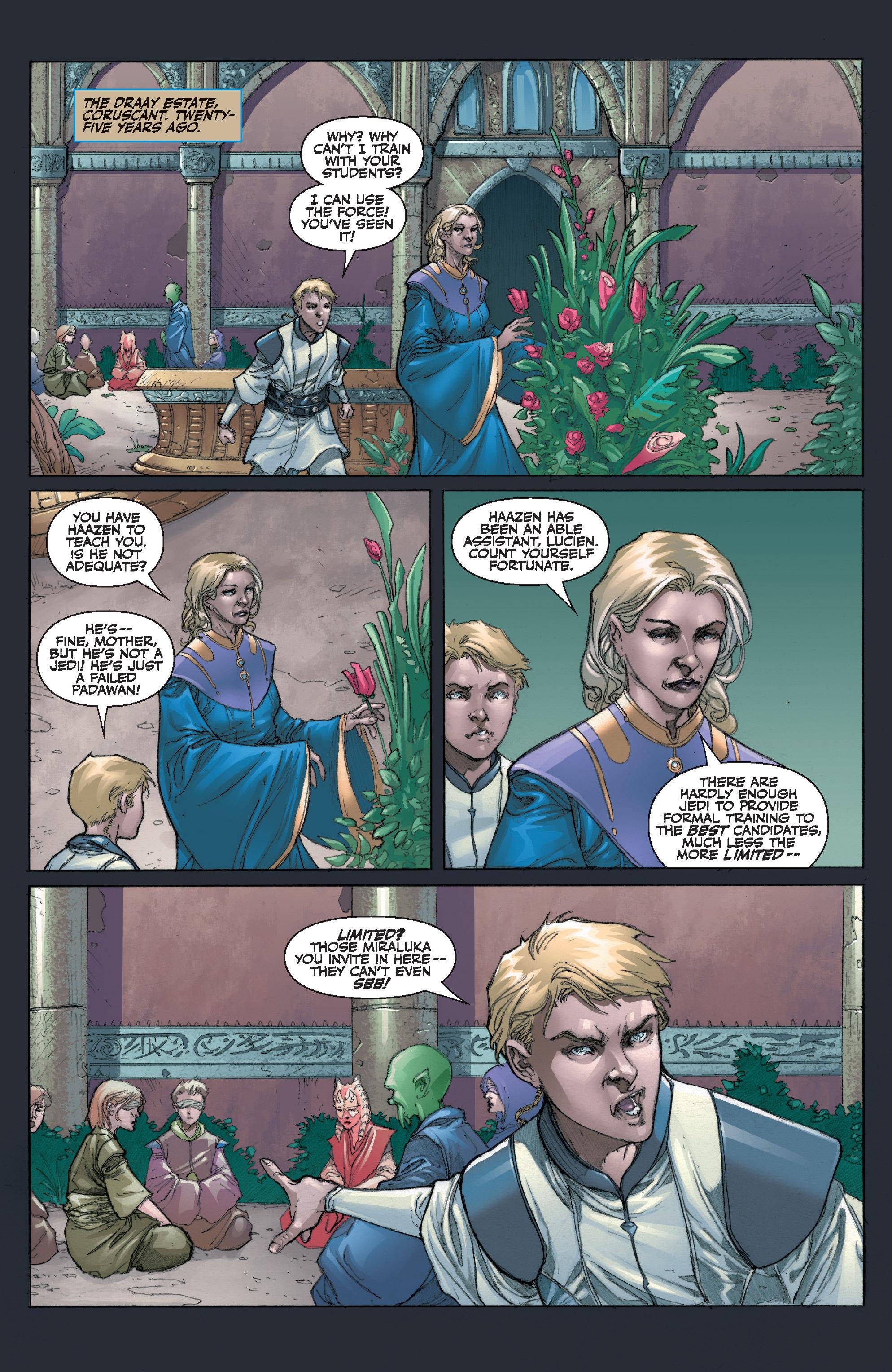 Read online Star Wars Omnibus comic -  Issue # Vol. 29 - 216