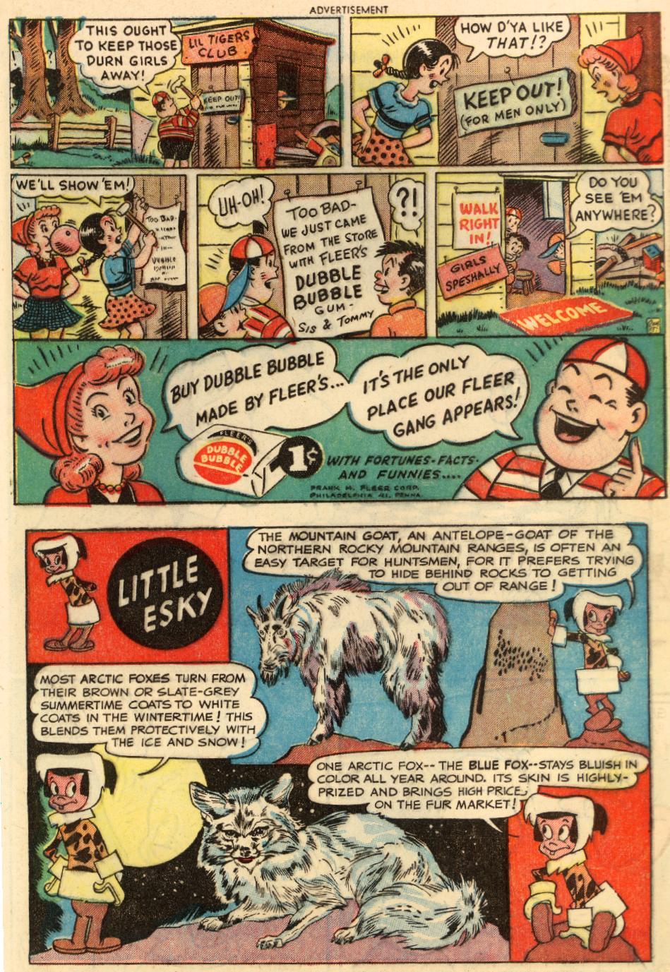 Read online Animal Antics comic -  Issue #29 - 17