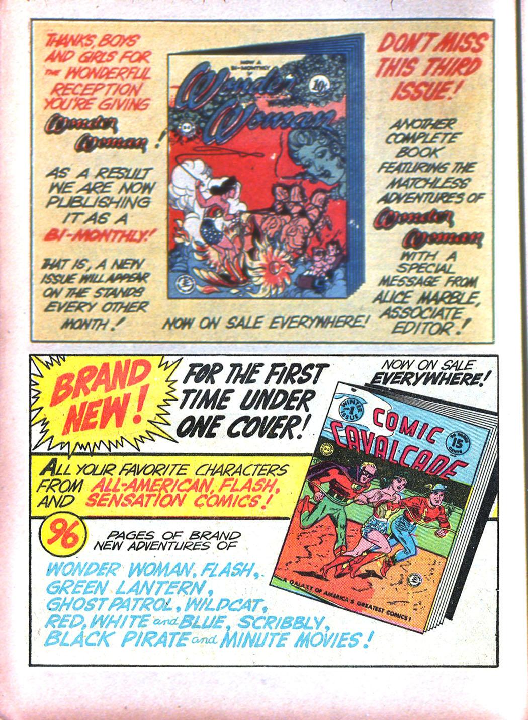 Read online Sensation (Mystery) Comics comic -  Issue #15 - 16
