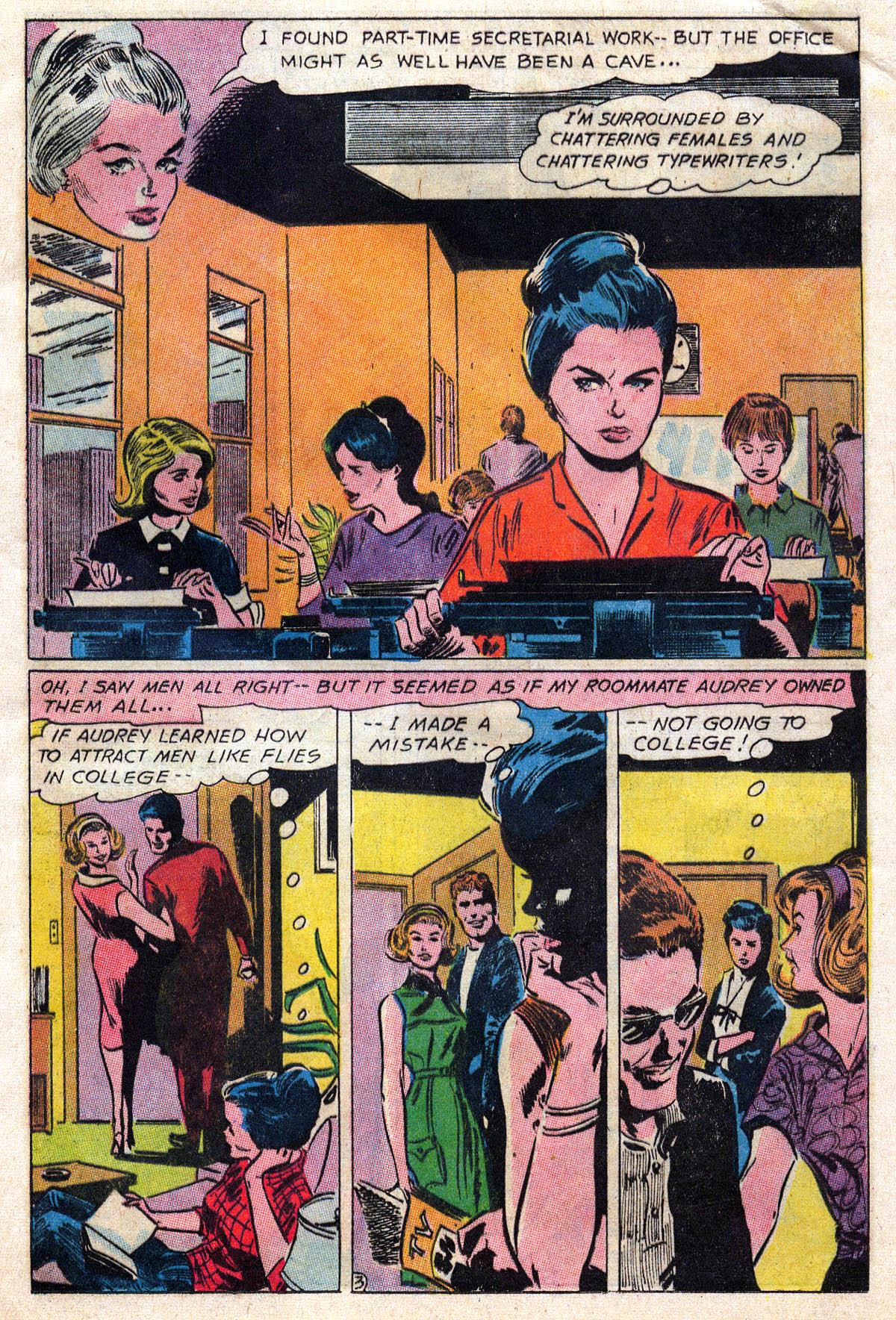 Read online Secret Hearts comic -  Issue #109 - 5