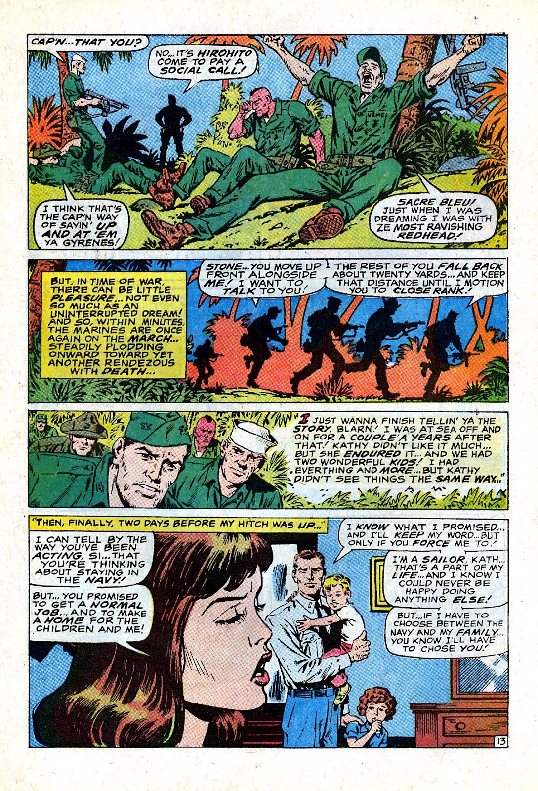 Captain Savage and his Leatherneck Raiders issue 18 - Page 19