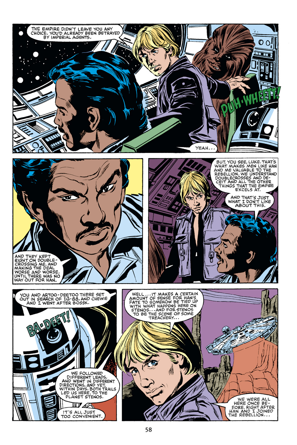 Read online Star Wars Omnibus comic -  Issue # Vol. 18 - 50