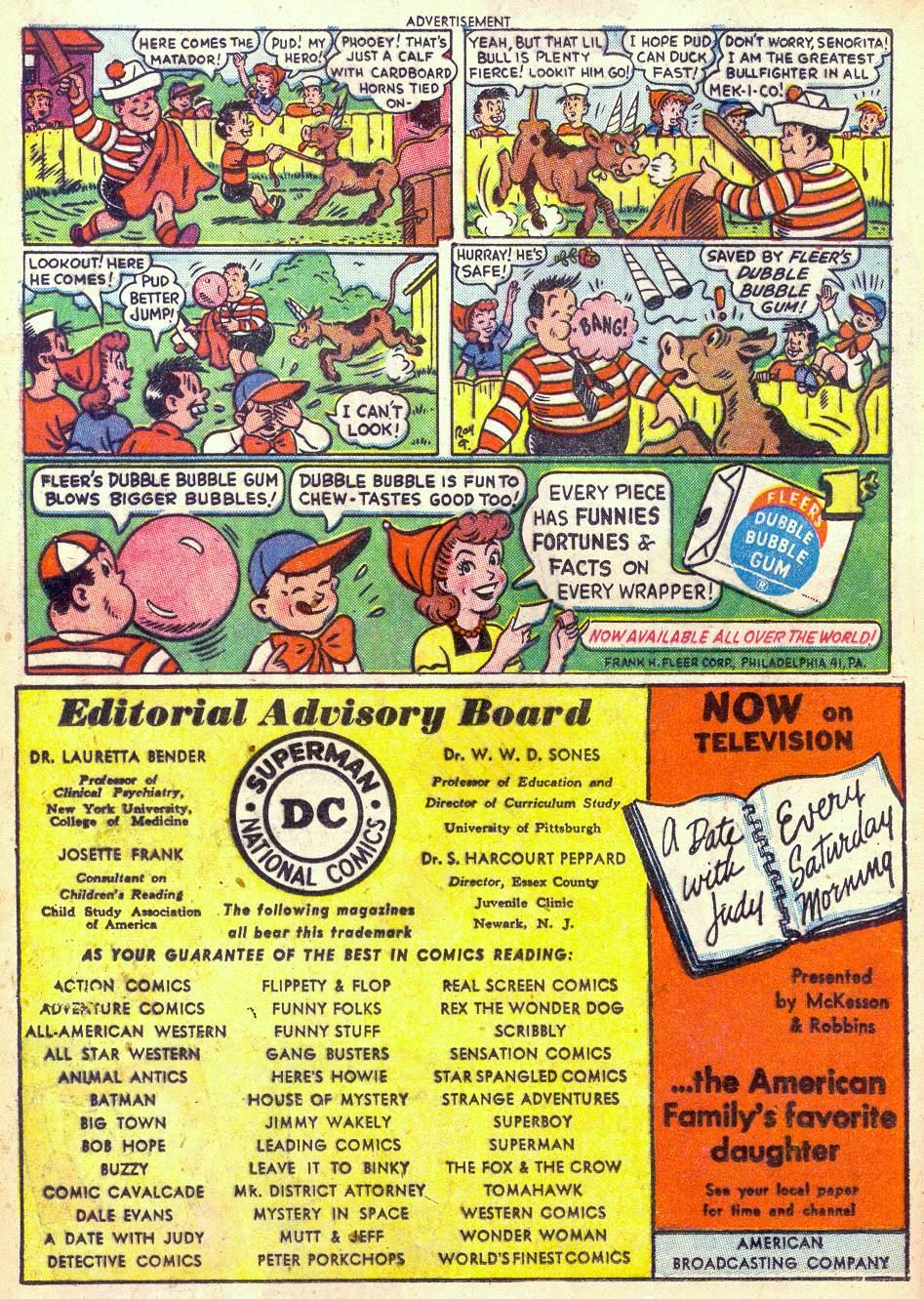 Read online Adventure Comics (1938) comic -  Issue #172 - 16