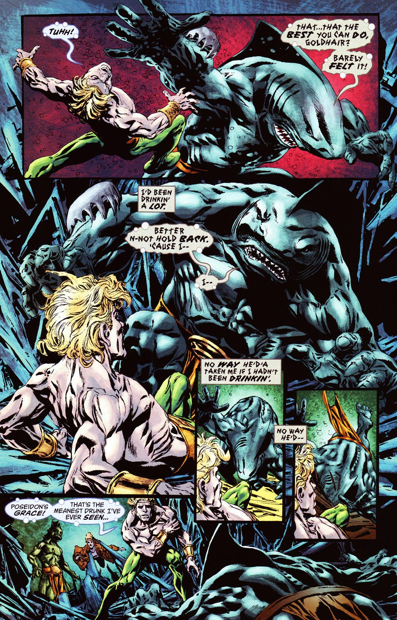 Read online Aquaman: Sword of Atlantis comic -  Issue #46 - 22