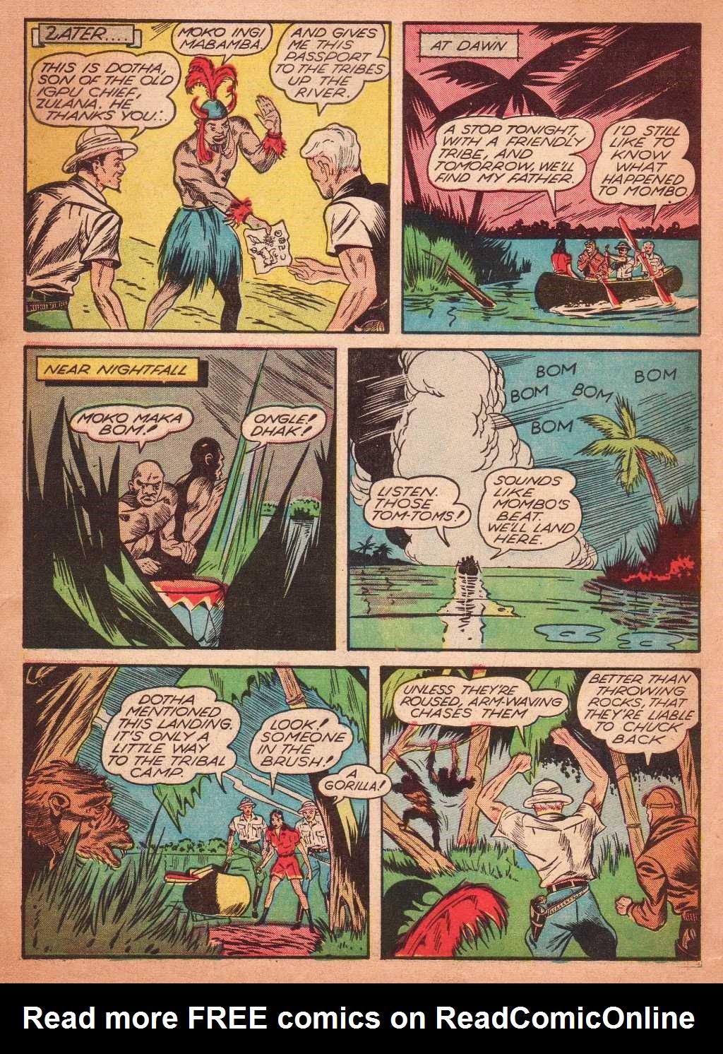Read online Super-Magician Comics comic -  Issue #2 - 14