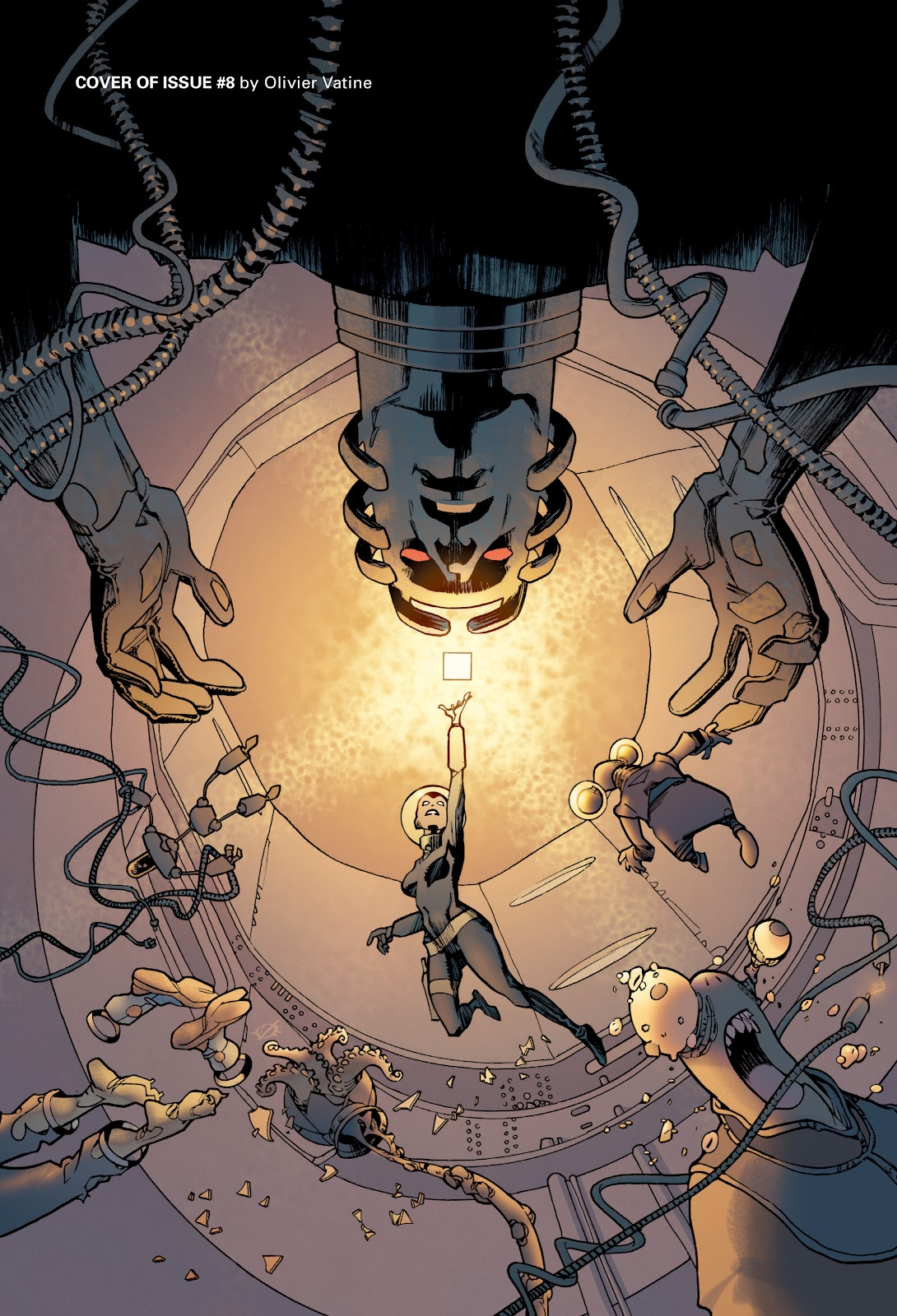 Read online Infinity 8 comic -  Issue # _TPB 3 - 91