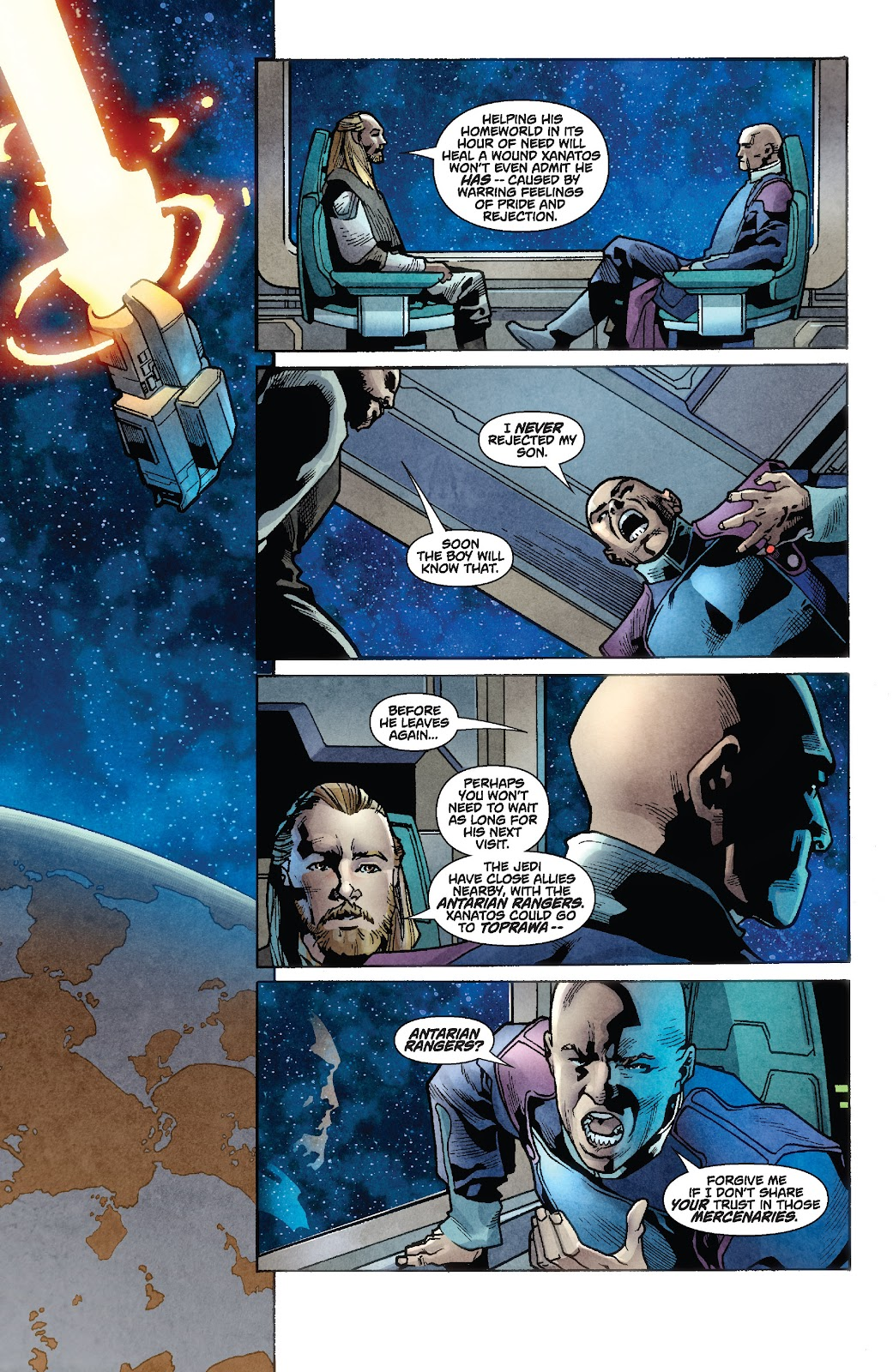 Read online Star Wars Legends: Rise of the Sith - Epic Collection comic -  Issue # TPB 1 (Part 2) - 32