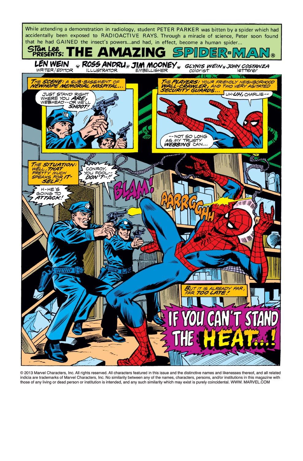 The Amazing Spider-Man (1963) 173 Page 1