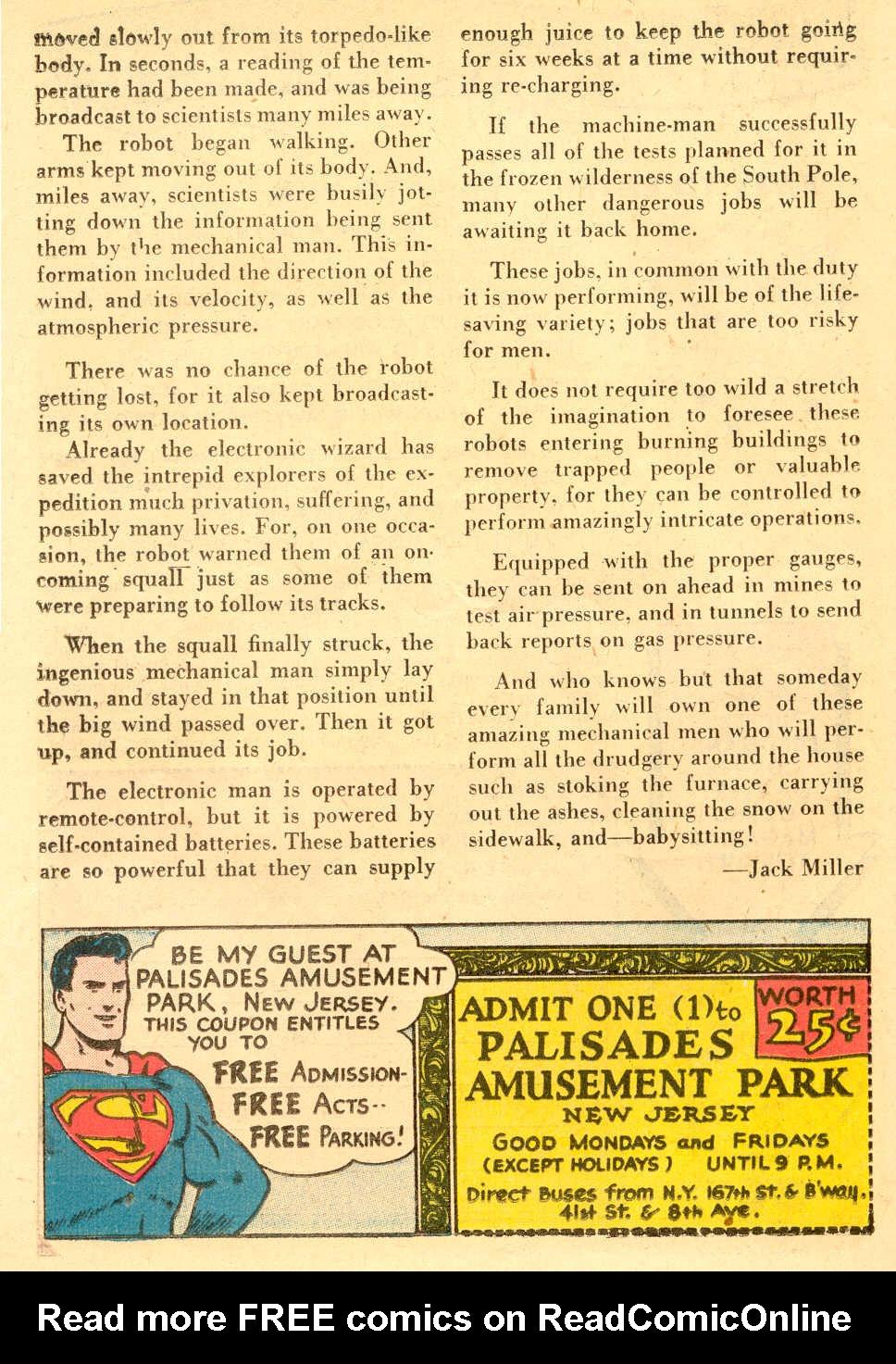 Read online Adventure Comics (1938) comic -  Issue #229 - 26