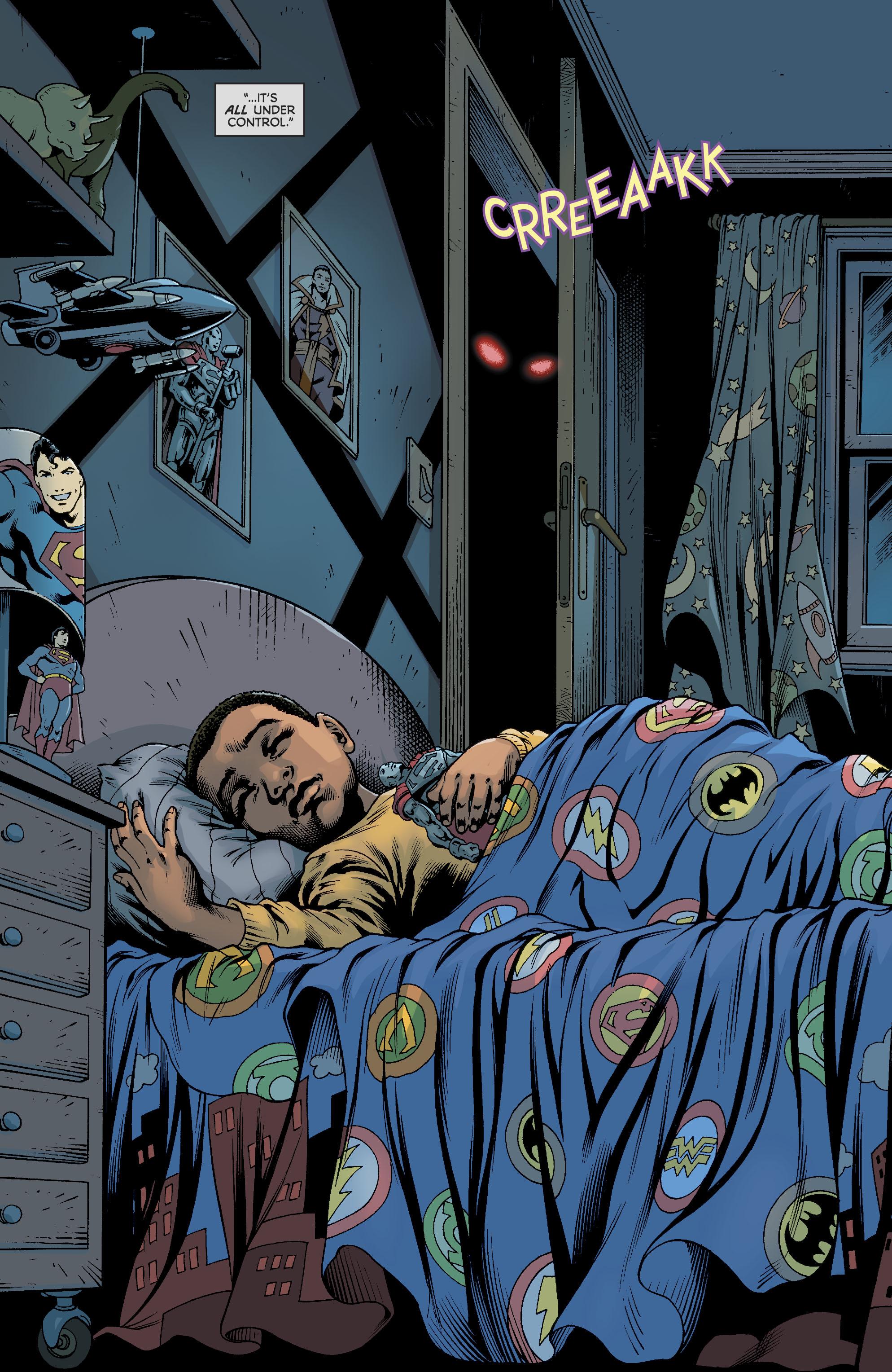 Read online Superwoman comic -  Issue #11 - 8