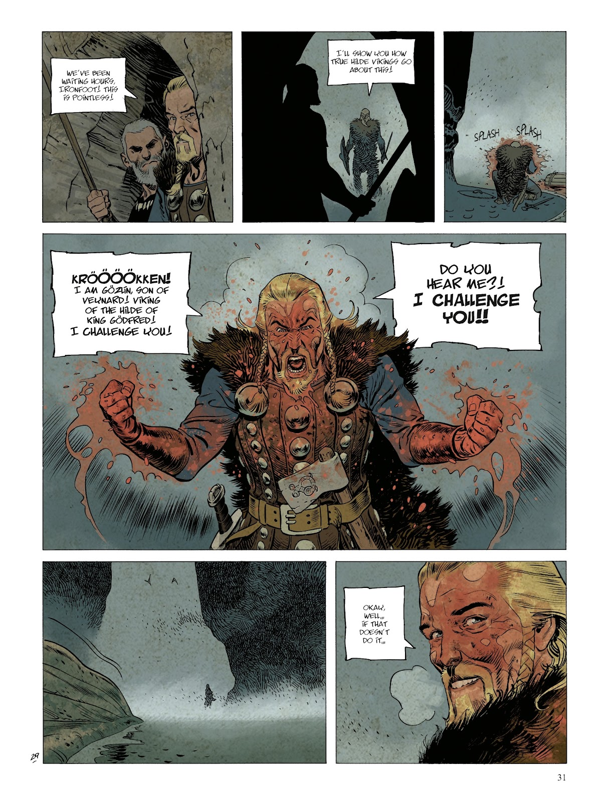 Read online Asgard comic -  Issue #1 - 33