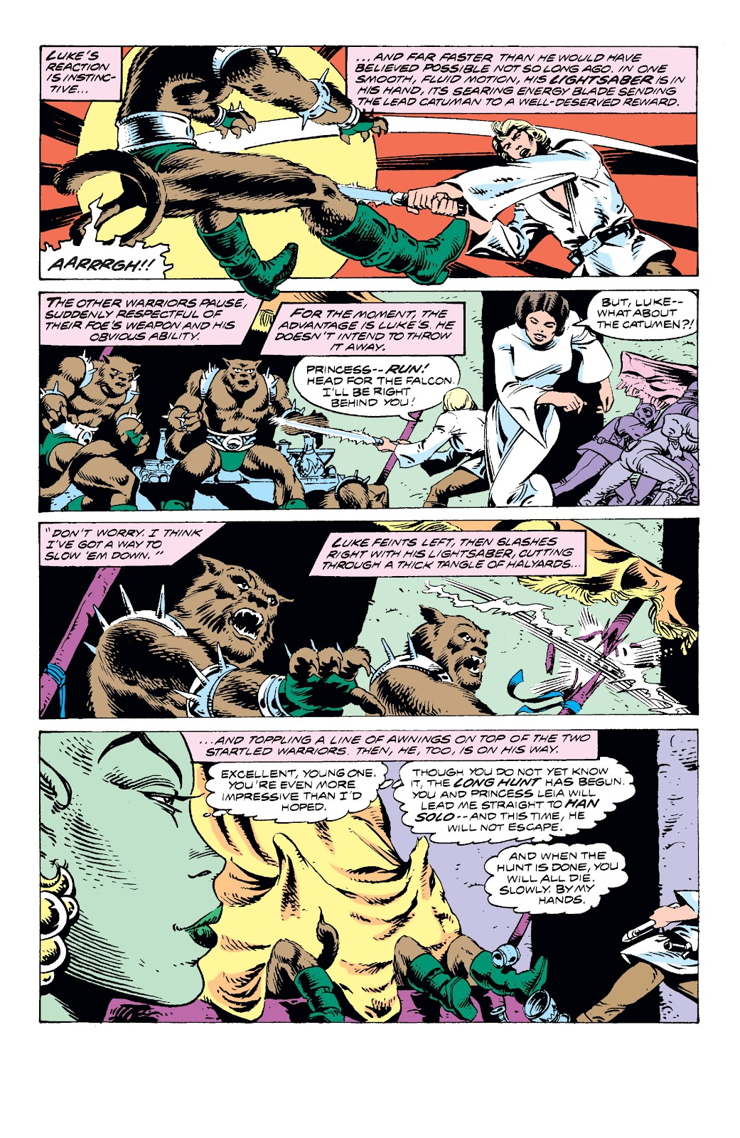 Read online Star Wars Legends: The Original Marvel Years - Epic Collection comic -  Issue # TPB 2 (Part 3) - 6