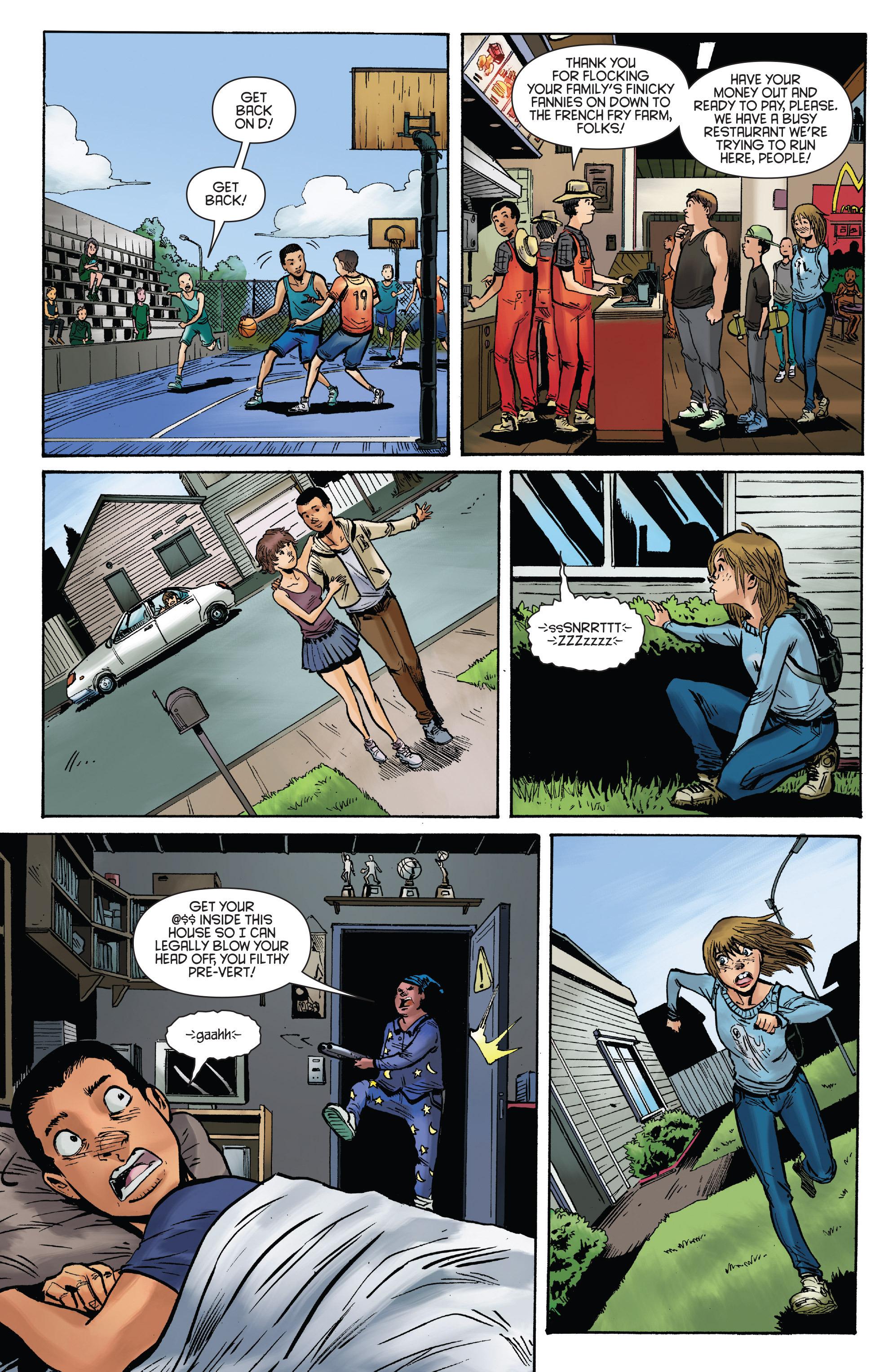 Read online Smosh comic -  Issue #2 - 5