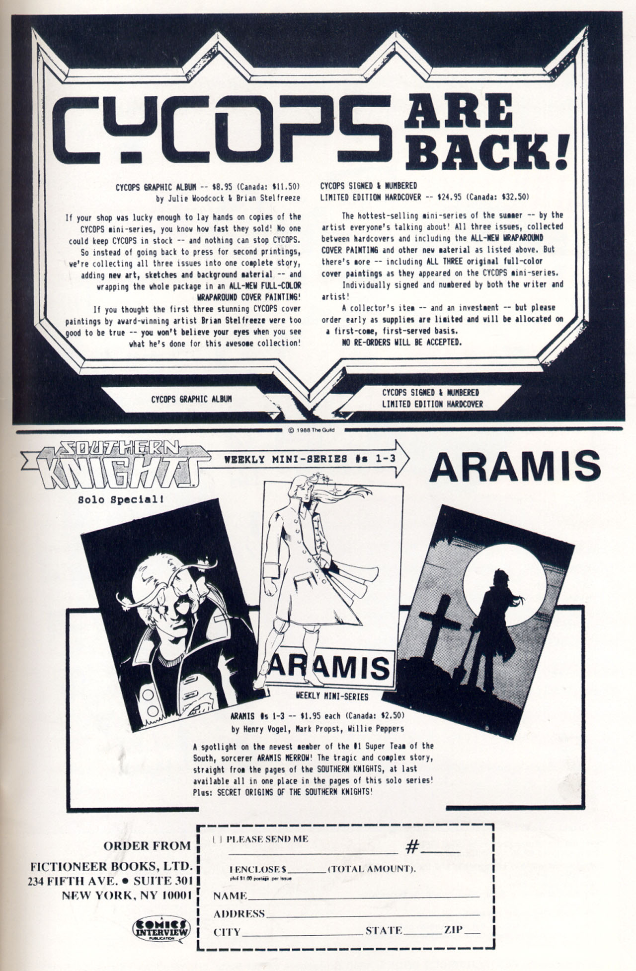Read online Amazing Heroes comic -  Issue #158 - 92