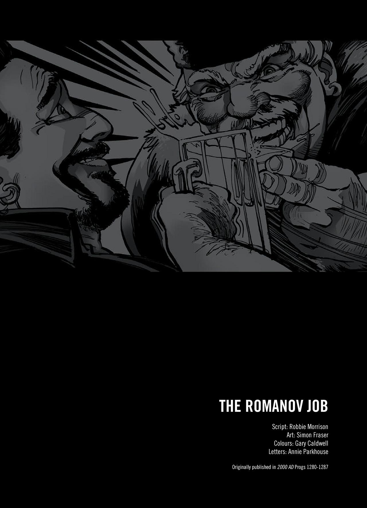 Read online Nikolai Dante comic -  Issue # TPB 6 - 31