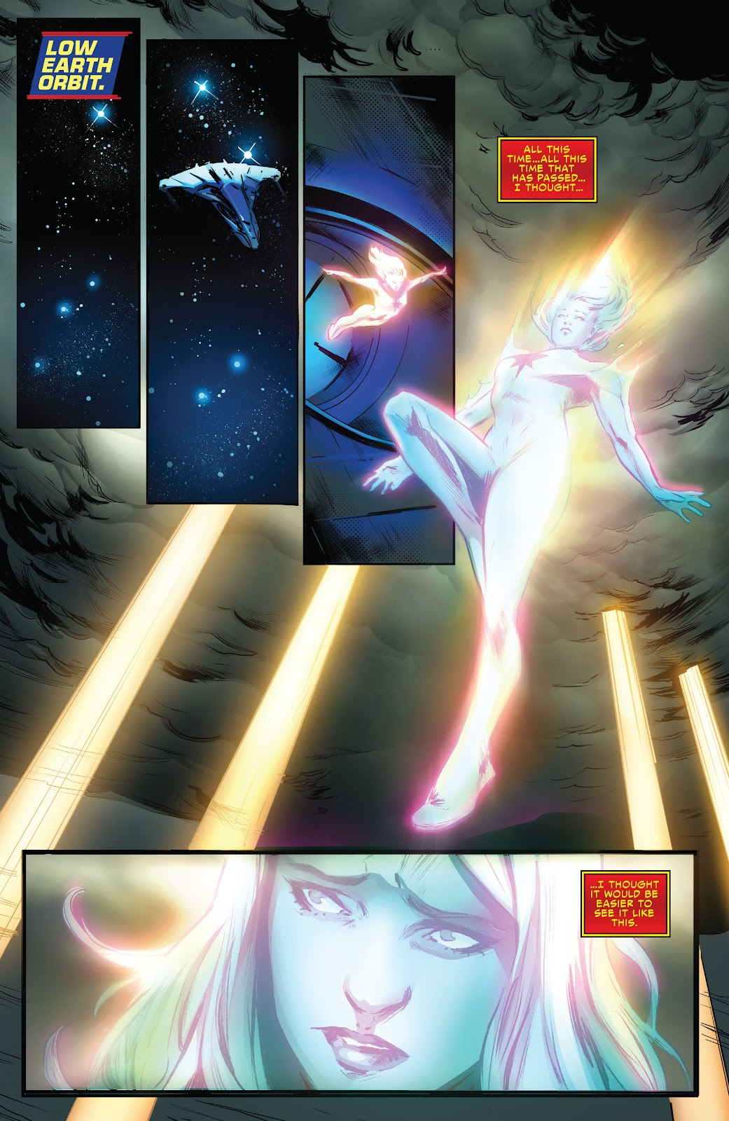 Read online Captain Marvel: The End comic -  Issue # Full - 9