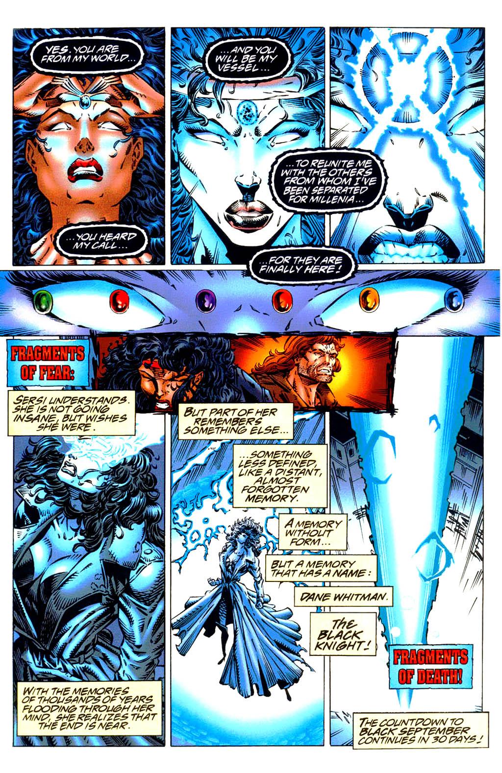 Read online UltraForce (1994) comic -  Issue #9 - 23