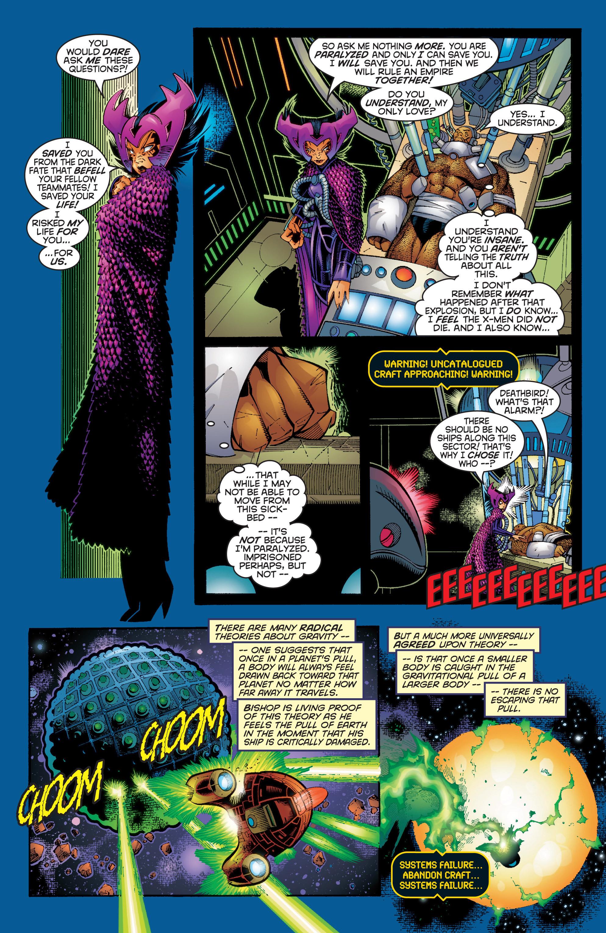 Read online Uncanny X-Men (1963) comic -  Issue #354 - 11