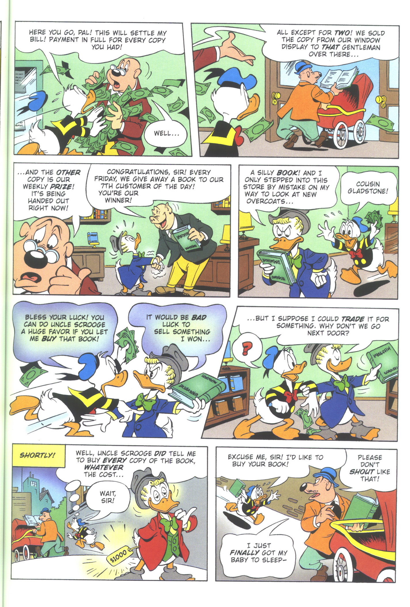 Read online Uncle Scrooge (1953) comic -  Issue #354 - 25