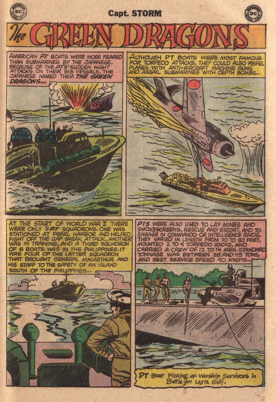 Capt. Storm issue 1 - Page 17
