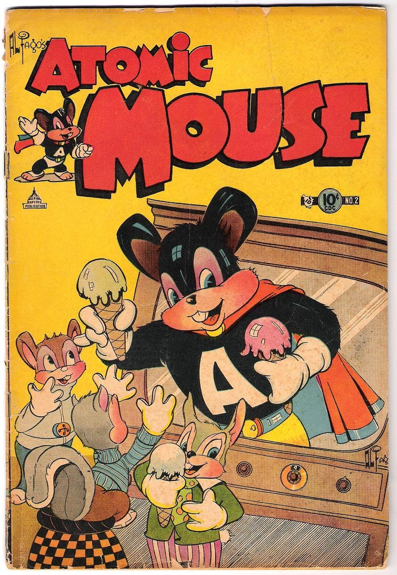 Atomic Mouse 2 Page 1