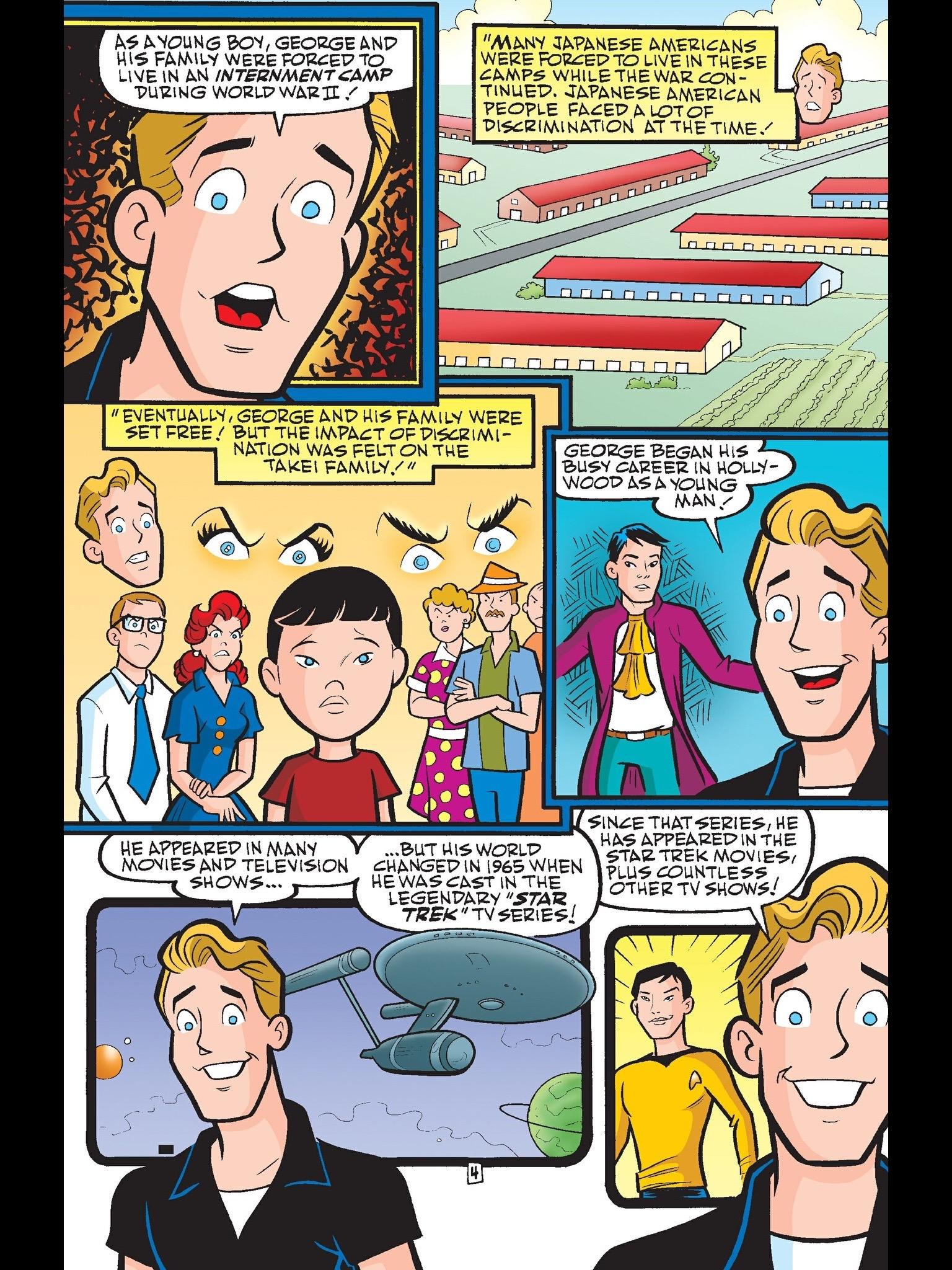 Read online Kevin Keller comic -  Issue #6 - 5