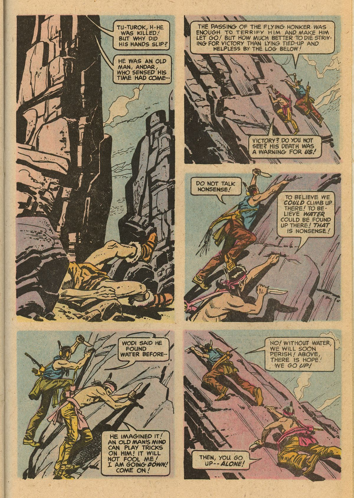 Read online Turok, Son of Stone comic -  Issue #115 - 31